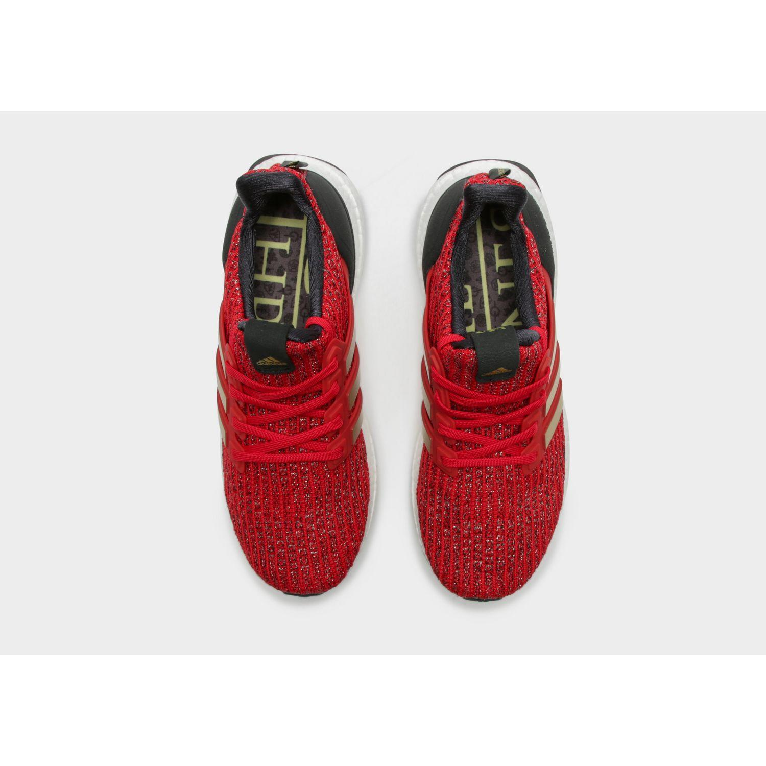 36808bd9549 Lyst - adidas Ultraboost X Game Of Thrones Shoes in Red for Men