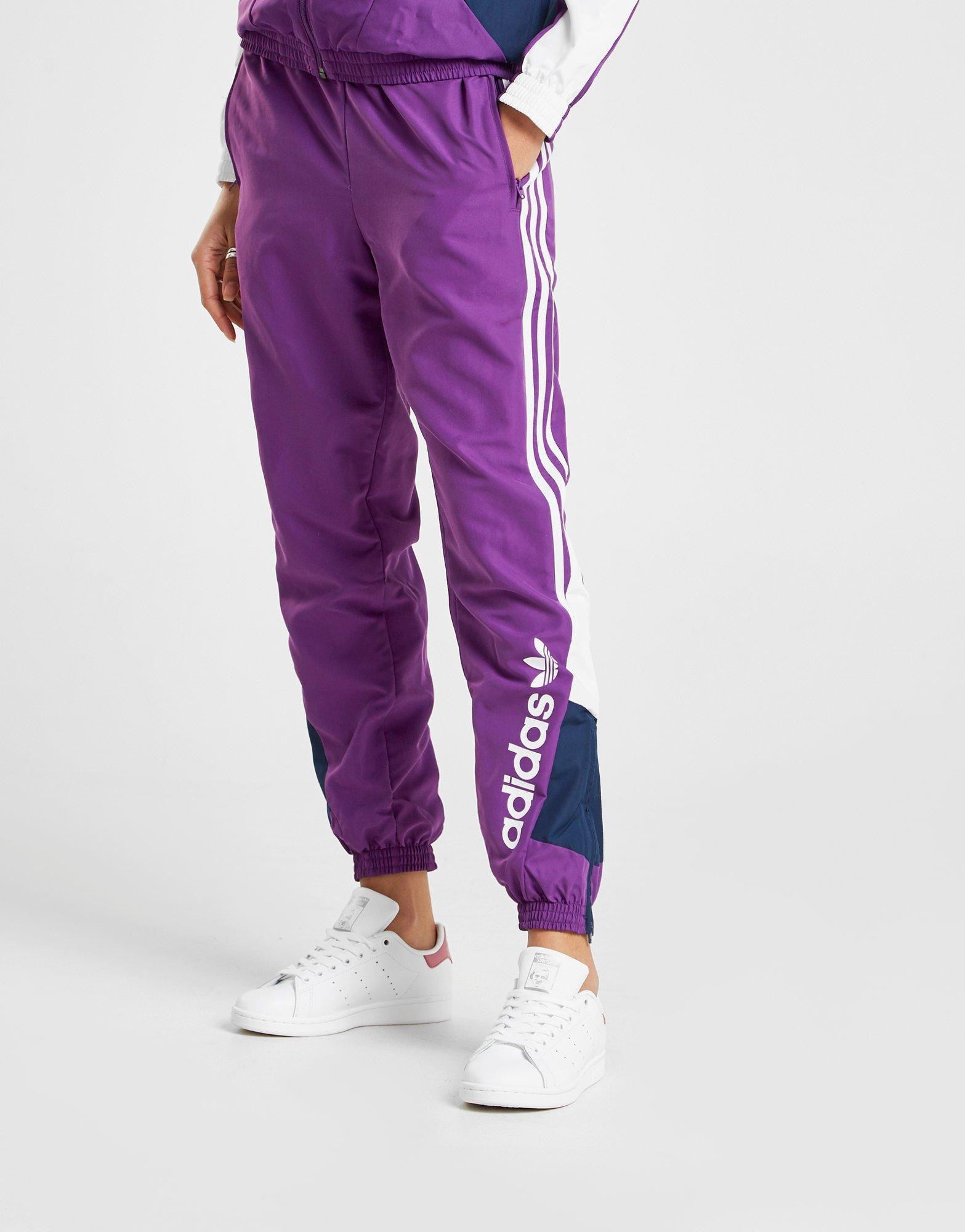 adidas originals sweat 90's colour block femme