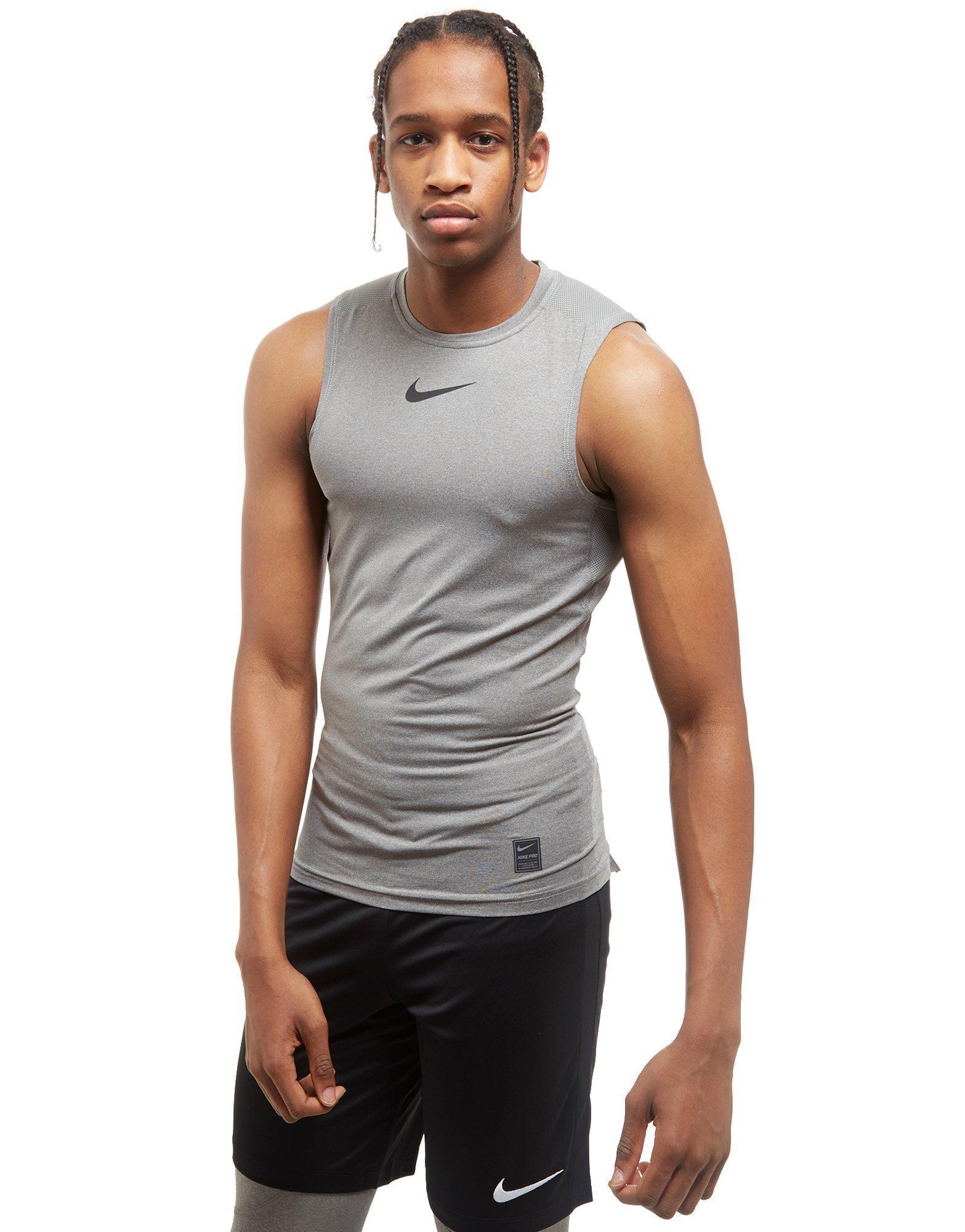 Custom Nike Dri Fit Compression Shirt Lauren Goss