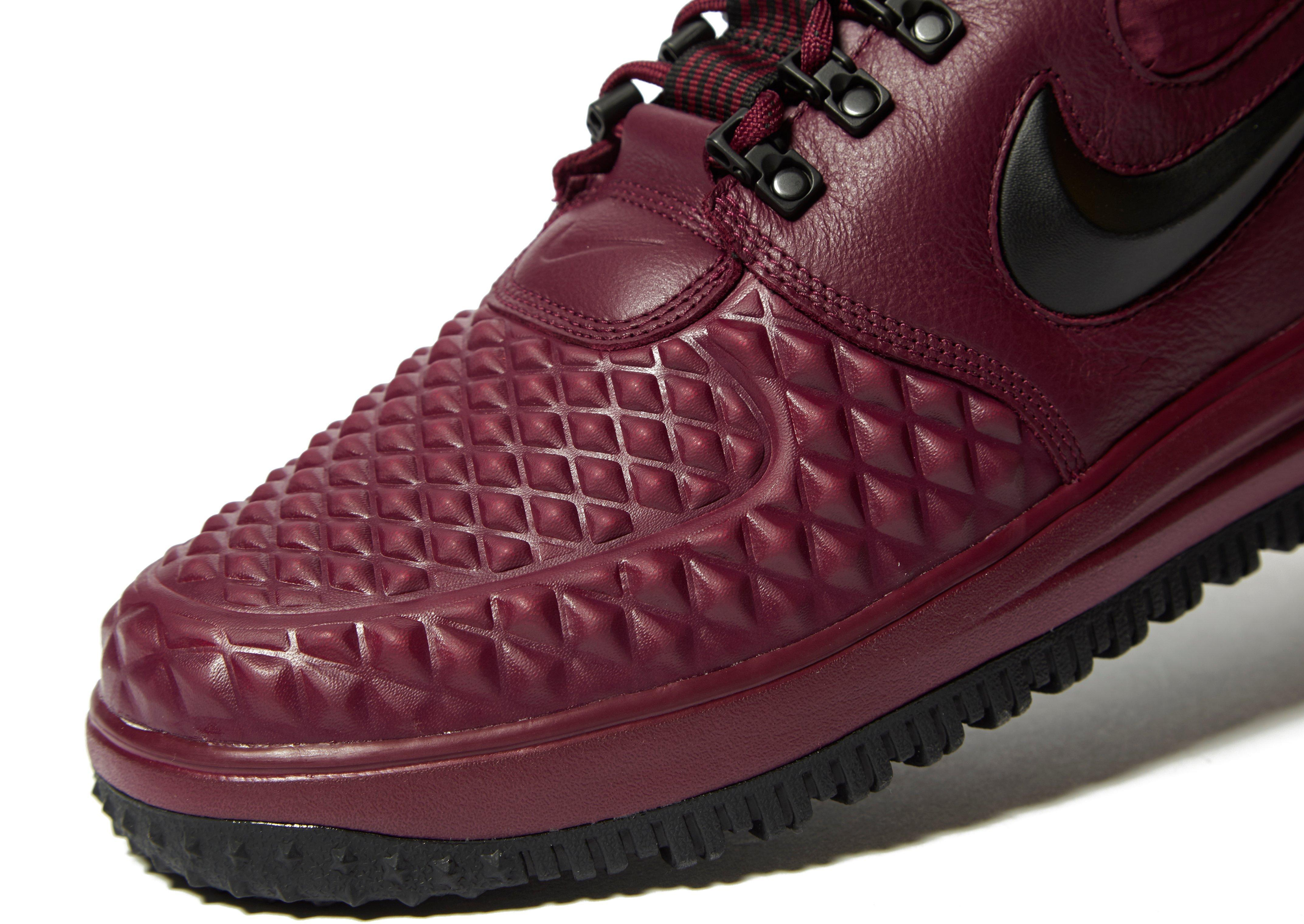 lyst nike lunar force 1 duckboot for men. Black Bedroom Furniture Sets. Home Design Ideas
