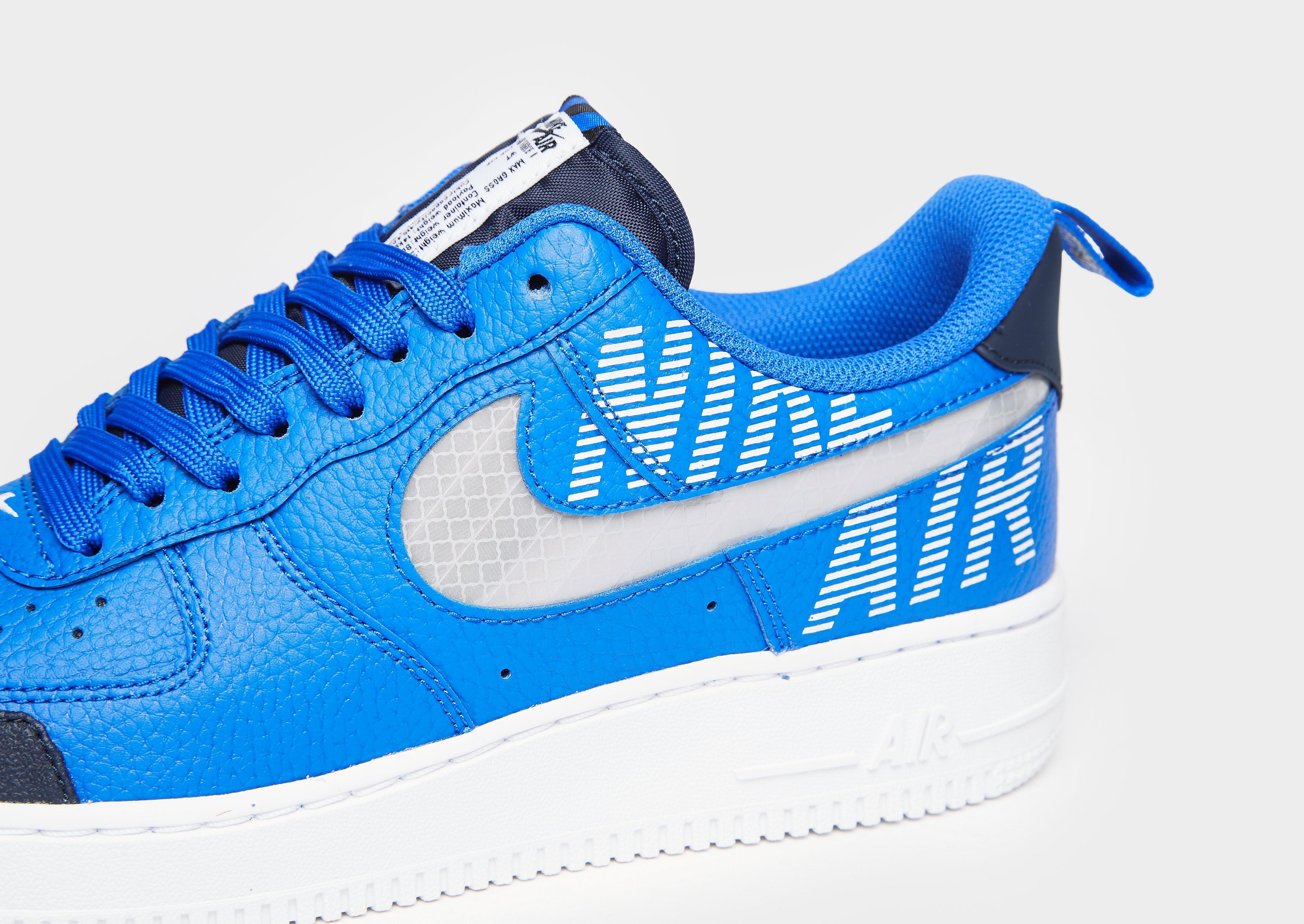 Air Force 1 Utility Nike de hombre de color Azul