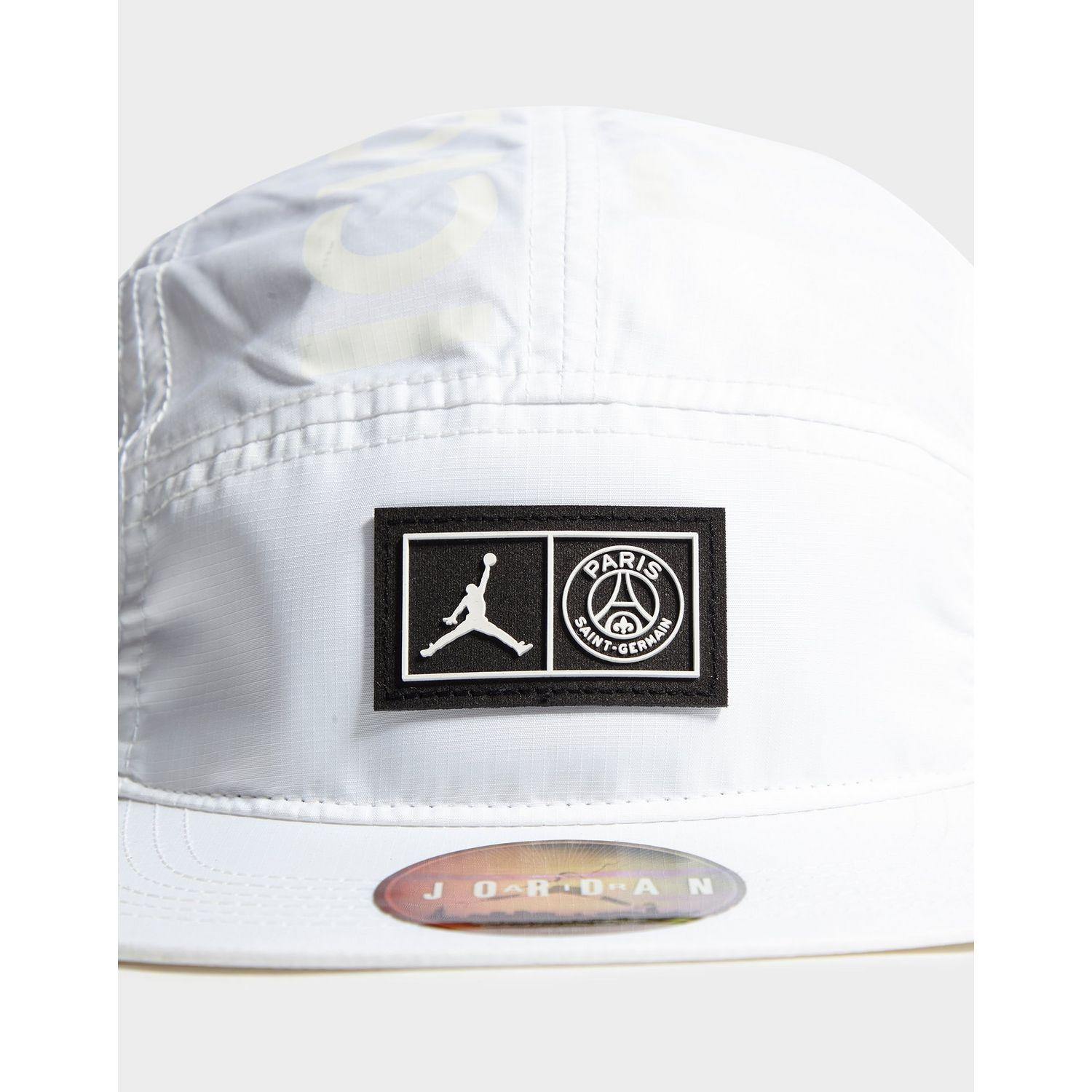 bdf63c3c37483 Lyst - Nike X Paris Saint Germain Aw84 Cap in White