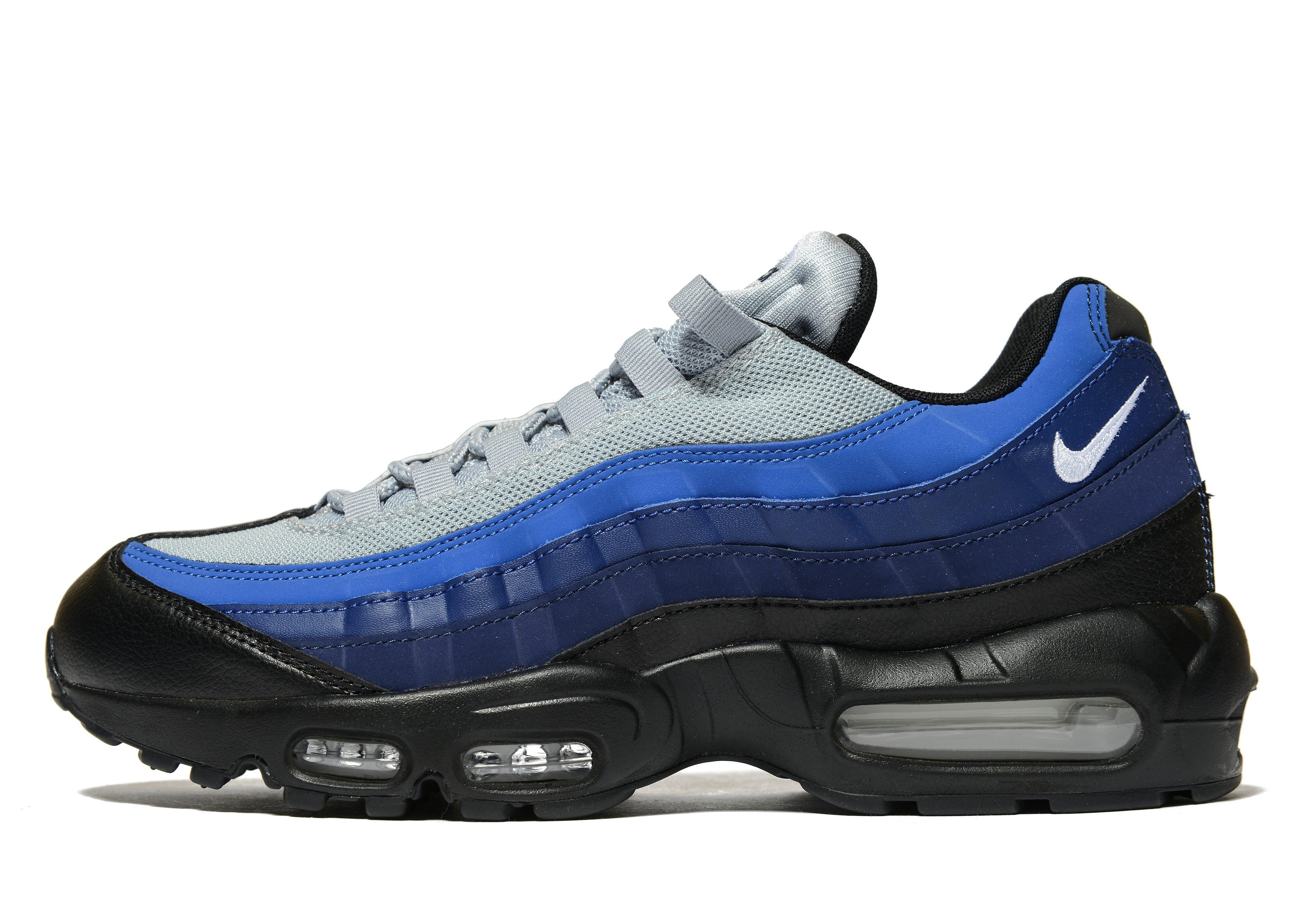Blue Green Black Nike Shoes