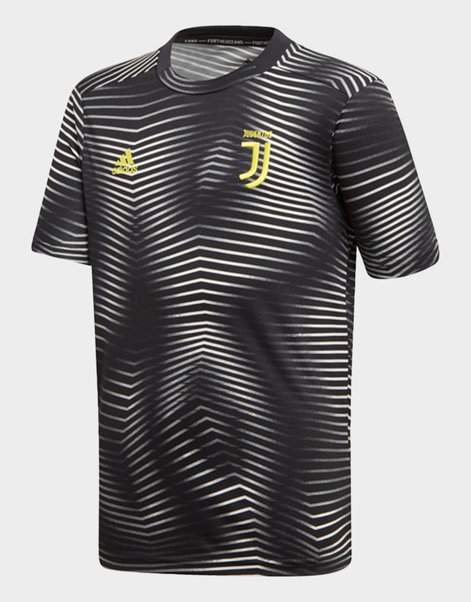 966288acd Lyst - Adidas Juventus Home Pre-match Jersey in Black for Men
