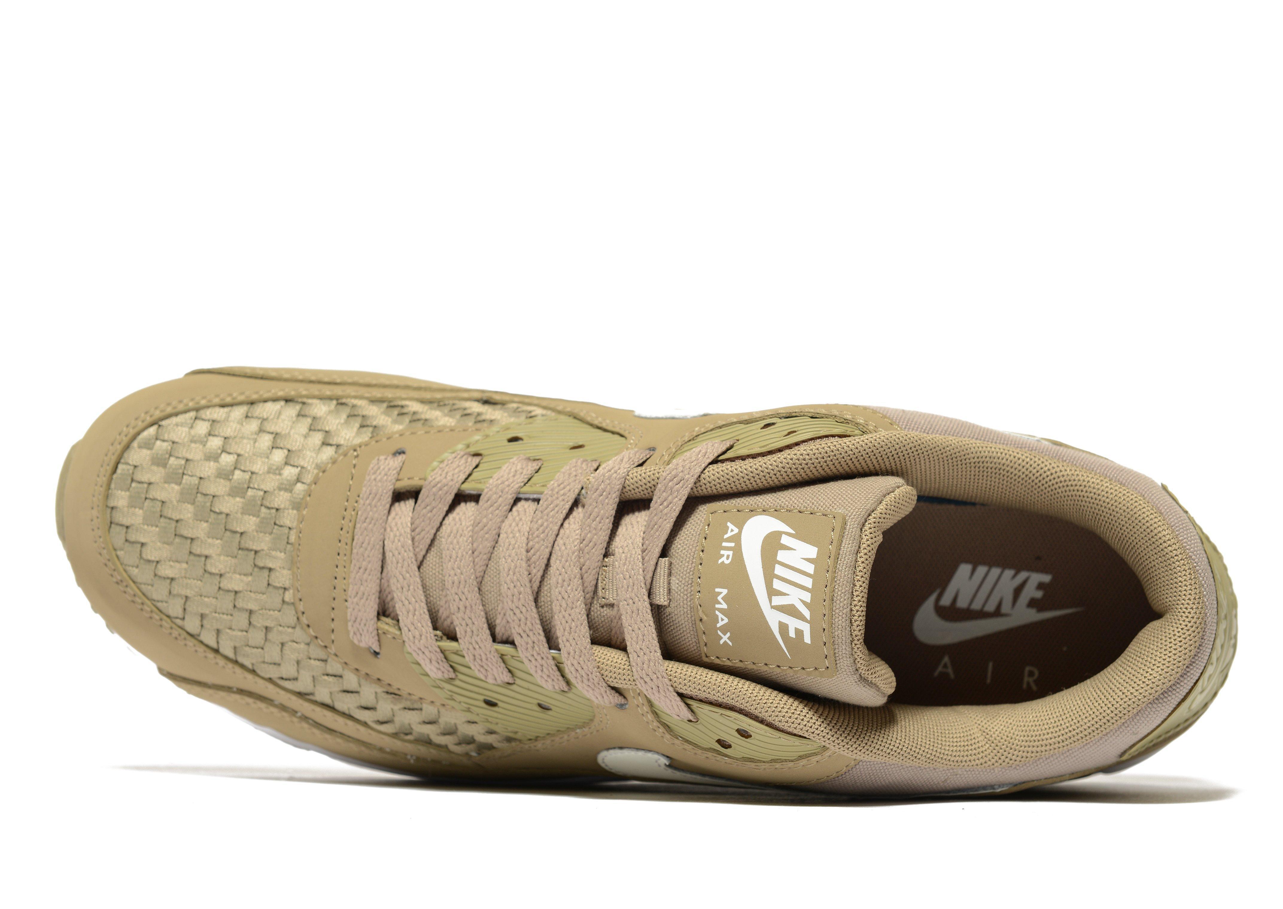 Sell Nike Air Max 90 Ultra Essentials Woven Men Green High