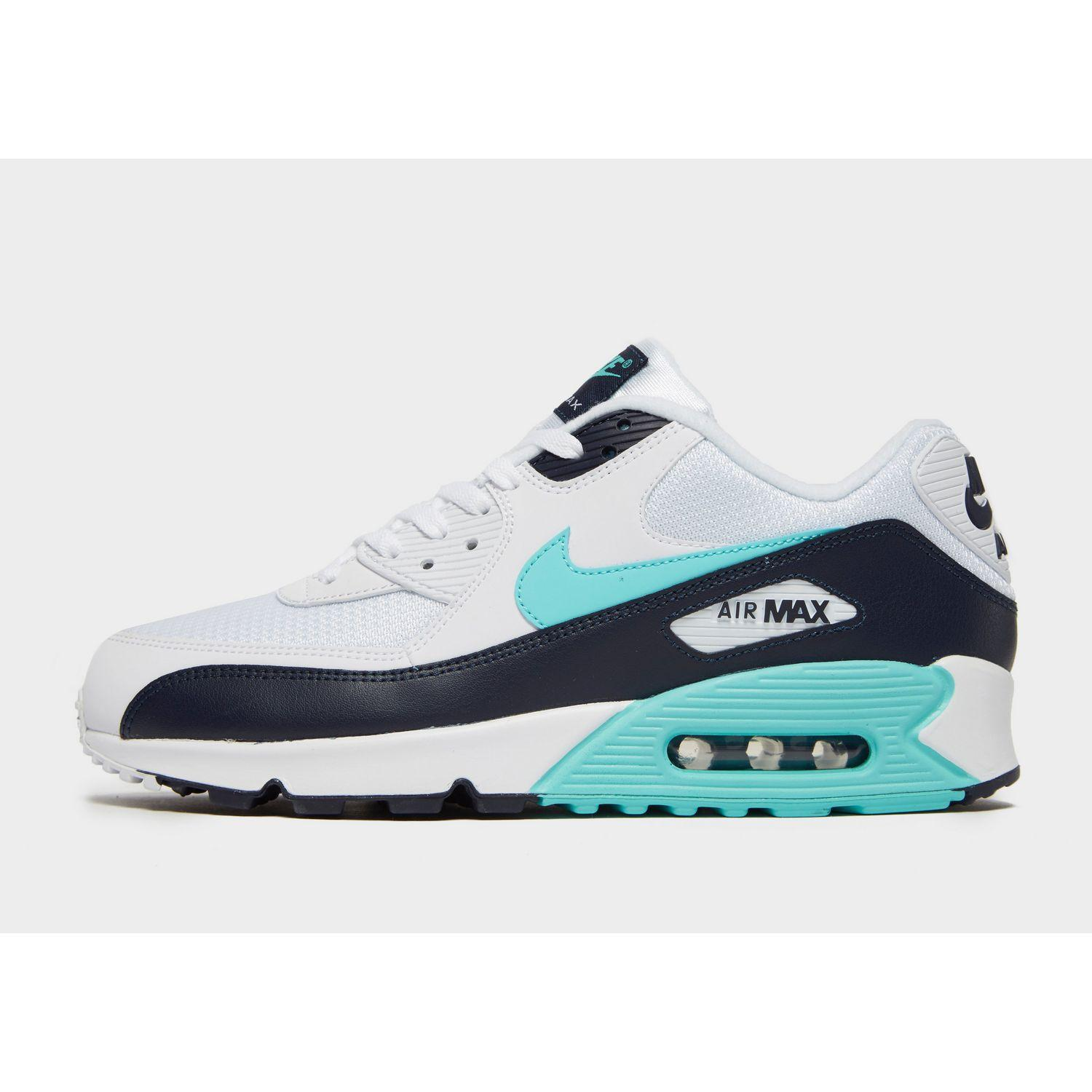 Nike Air Max 90 Essential in Blue for