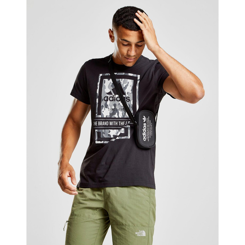 f1407dc052f0 Lyst - adidas Originals Nmd Festival Bag in Black for Men