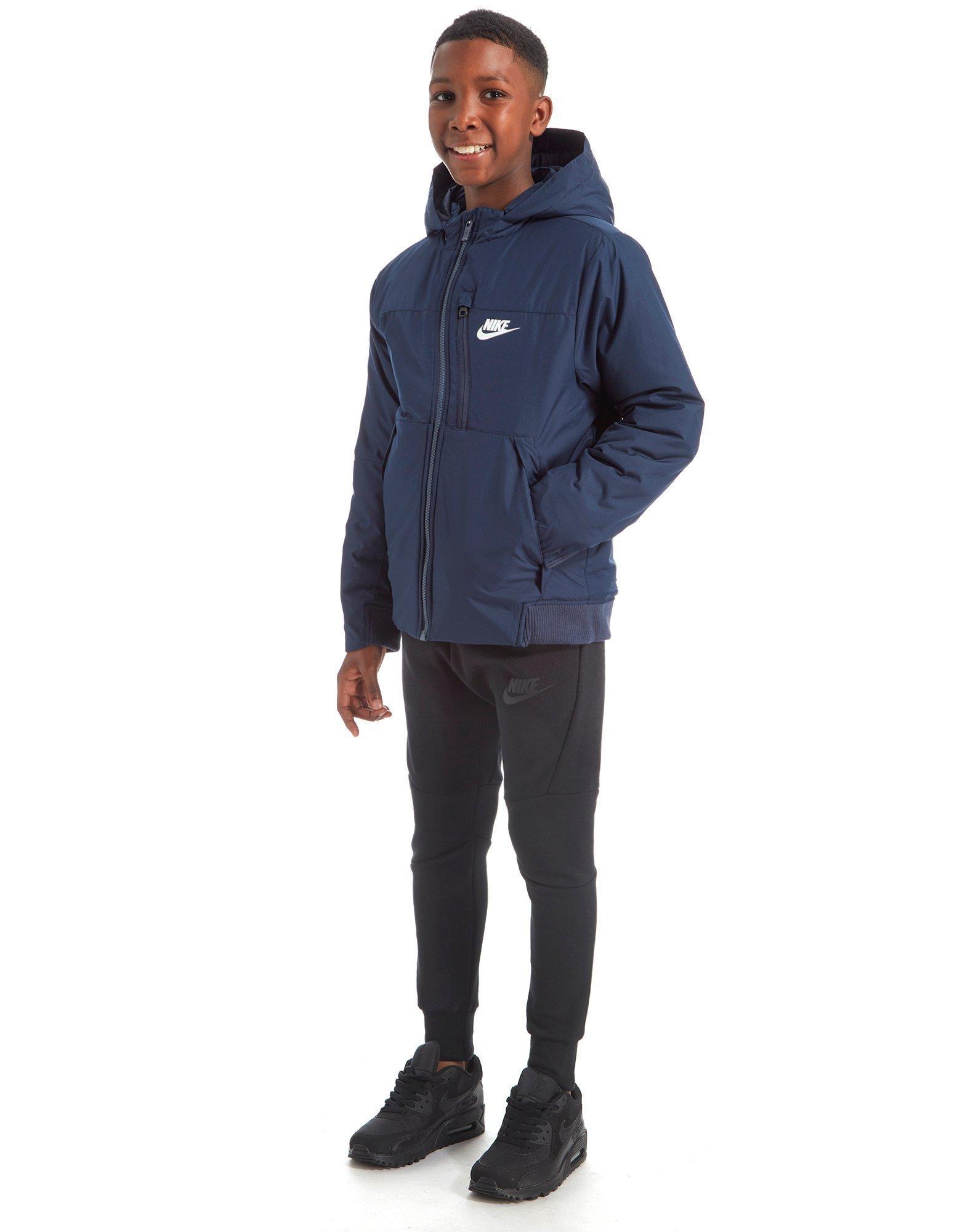 Lyst - Nike Core Padded Jacket Junior in Blue for Men