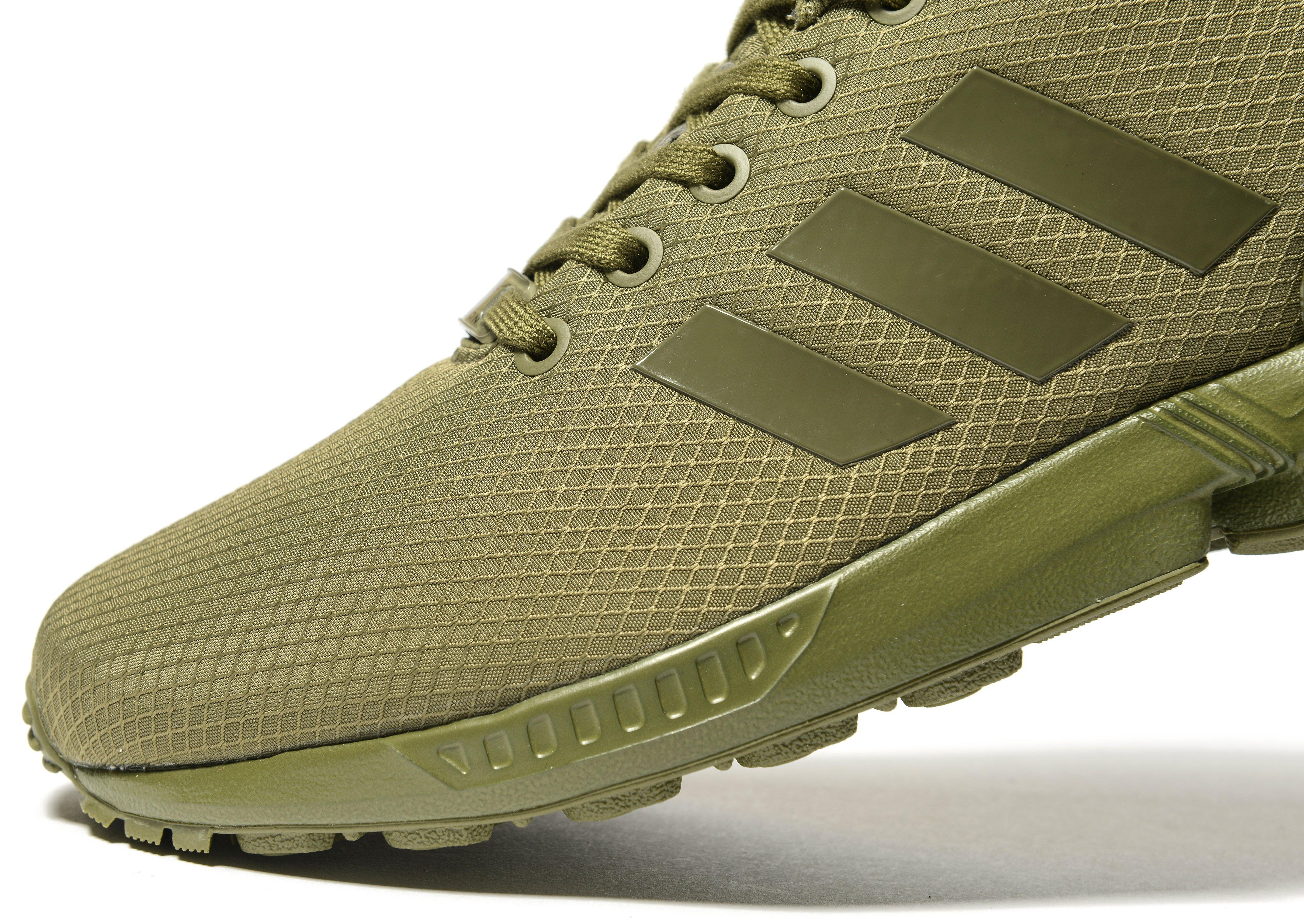 adidas Originals Synthetic Zx Flux