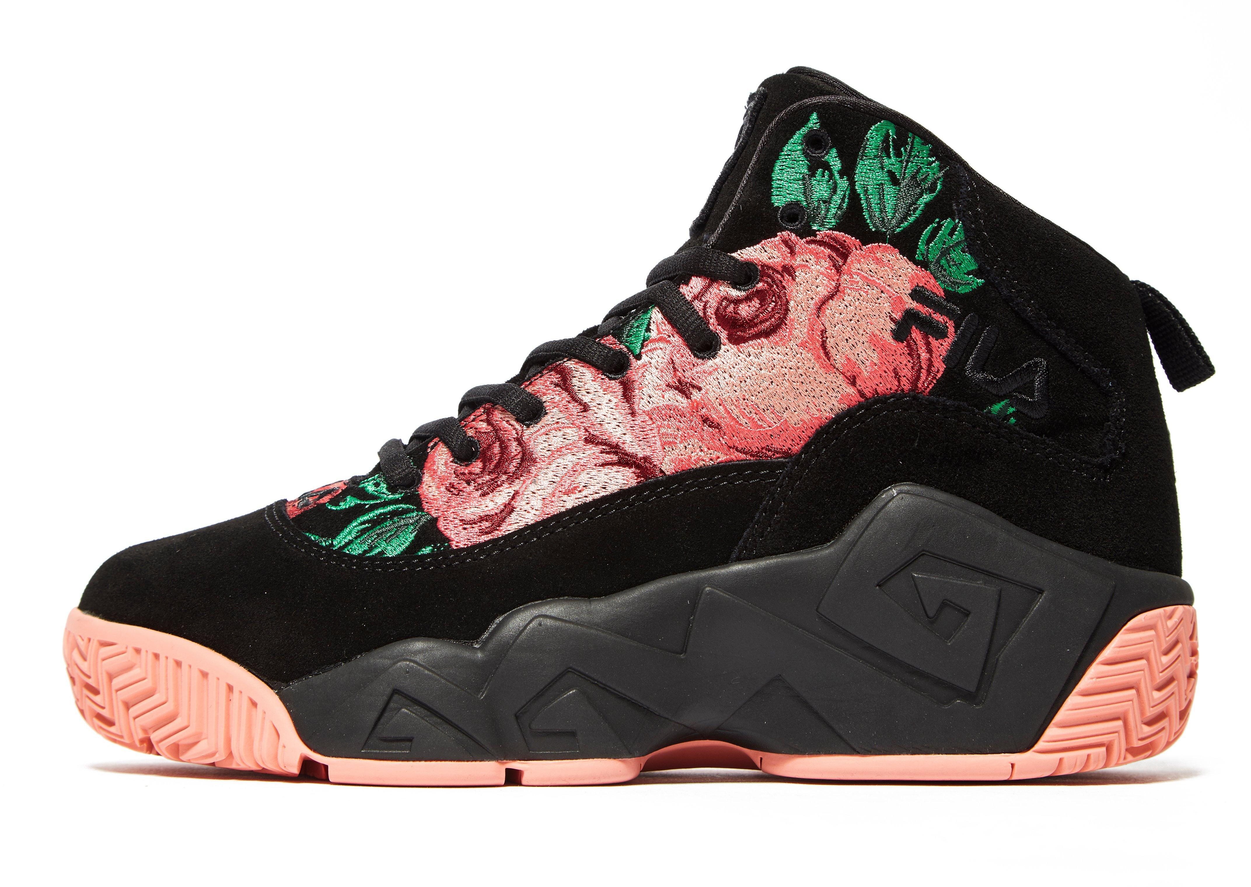 7d56e12ce240 Lyst - Fila Mb Embroidered in Black