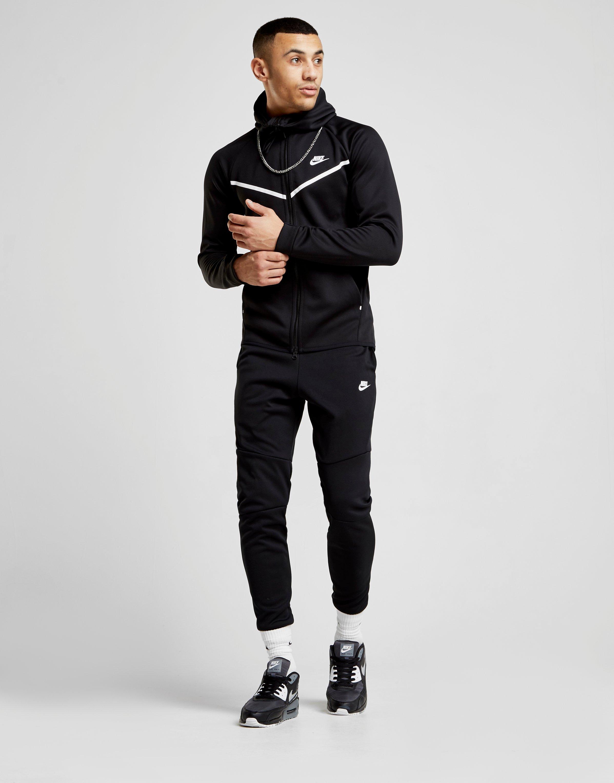 White Nike Tech Tracksuit Online E41c3 Ae3c4
