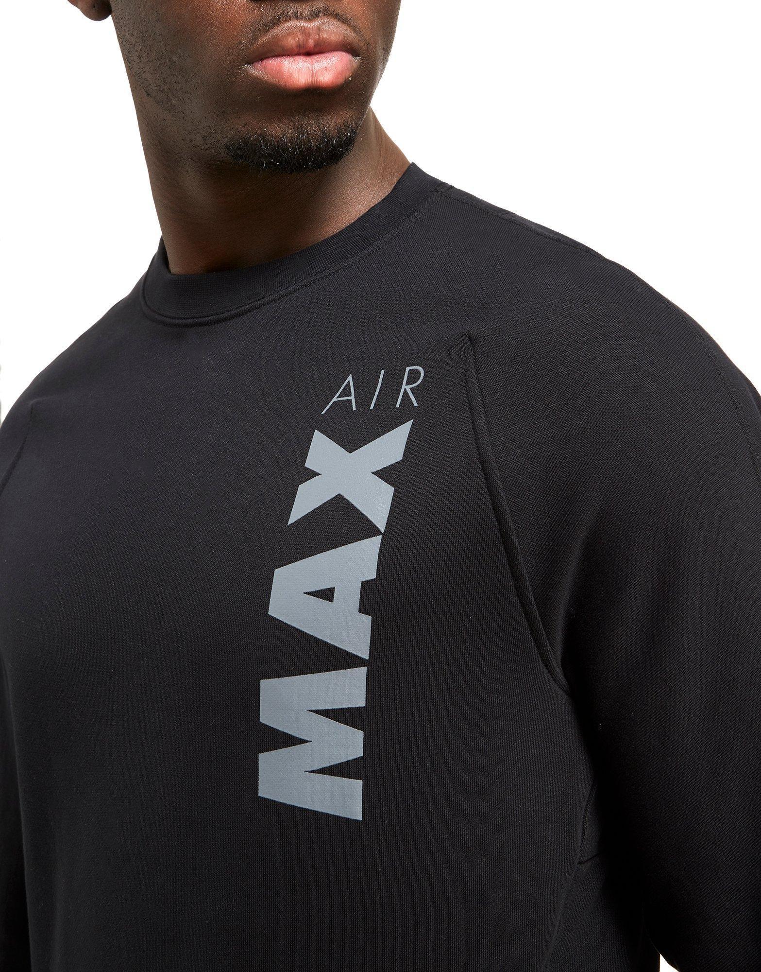 Air Max Crew Sweatshirt