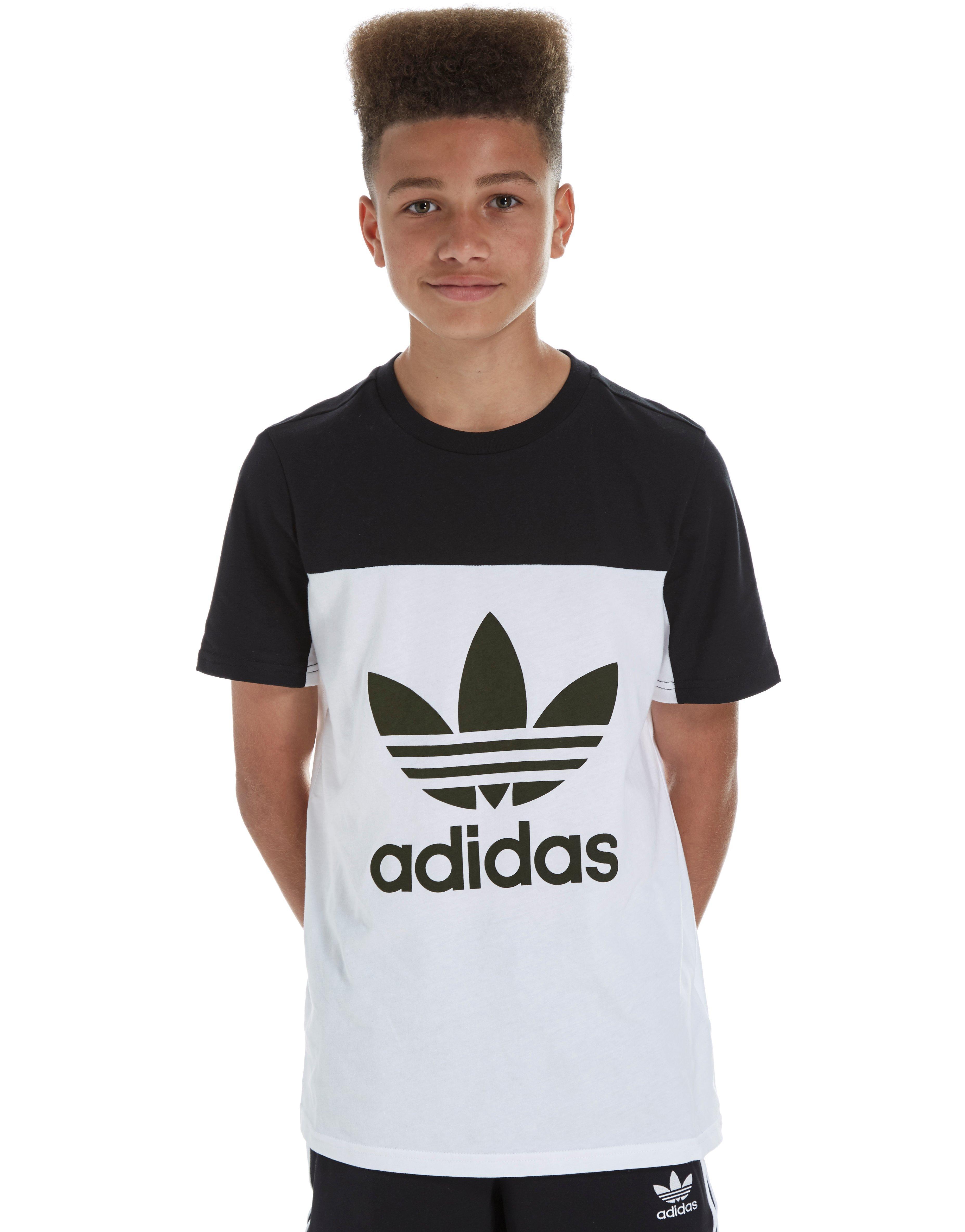 t shirt adidas junior