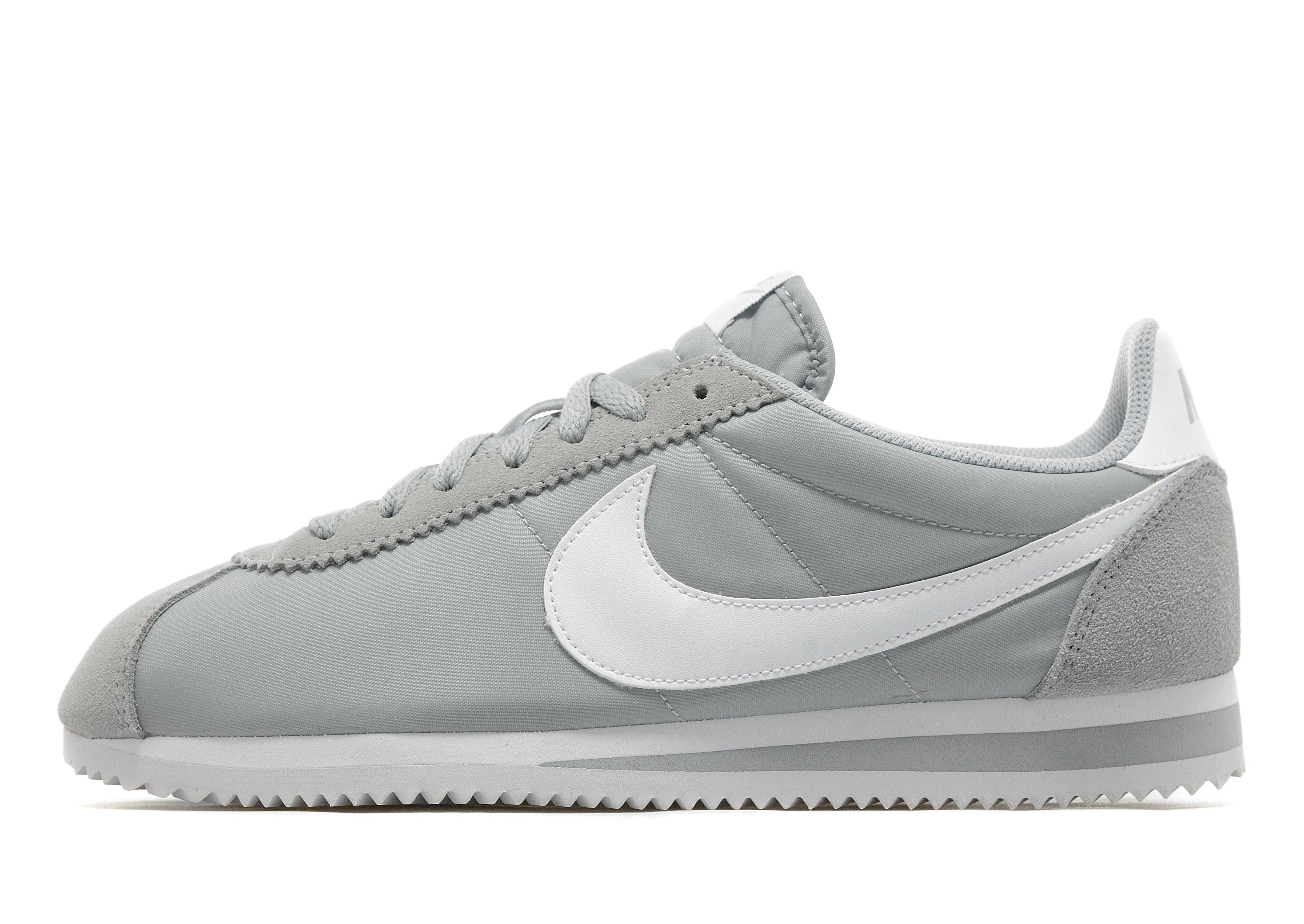 the best attitude ba05e 9de2d Lyst - Nike Classic Cortez in Gray