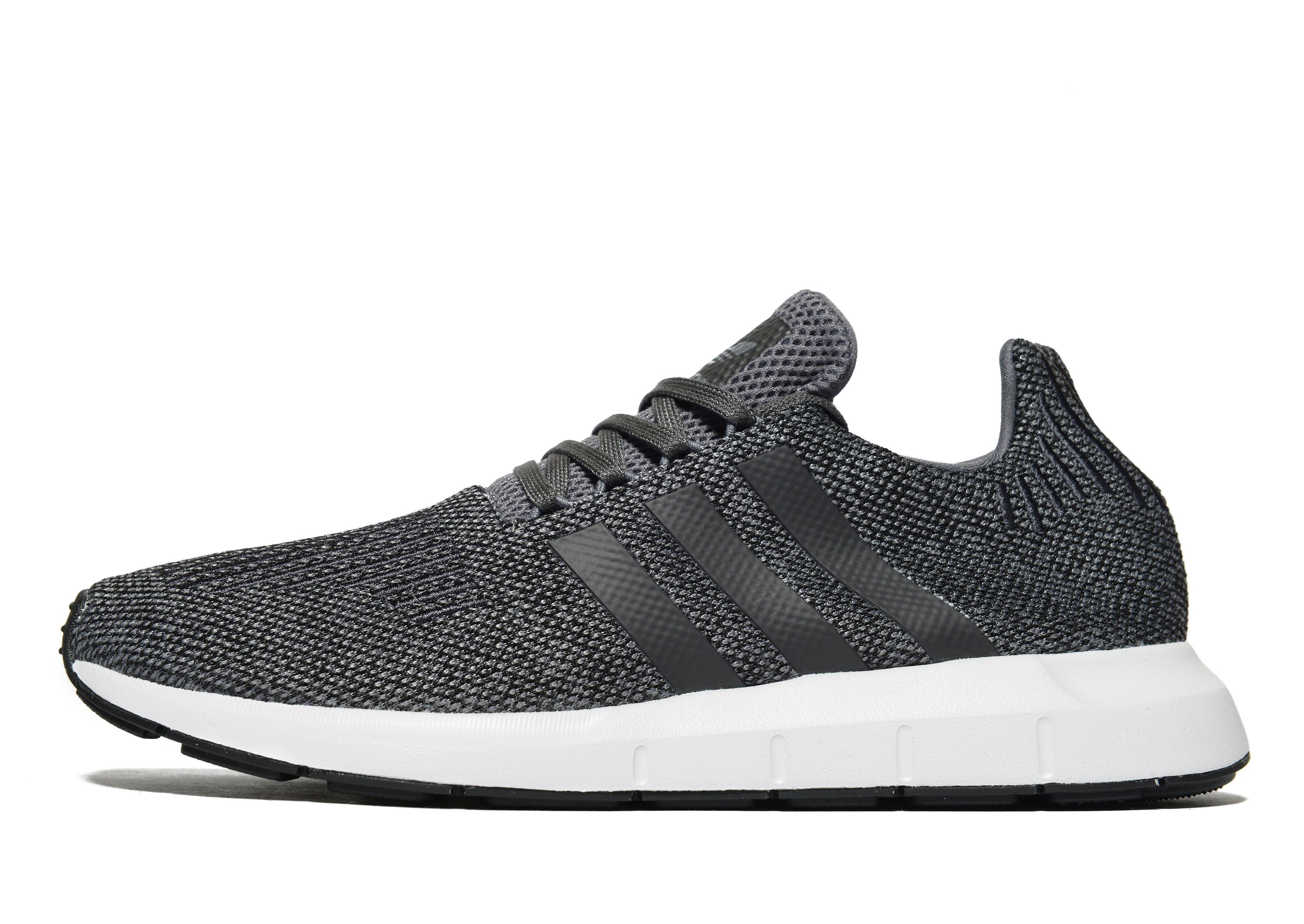 official photos 9ac60 930d1 Adidas Originals Swift Run in Gray for Men - Lyst