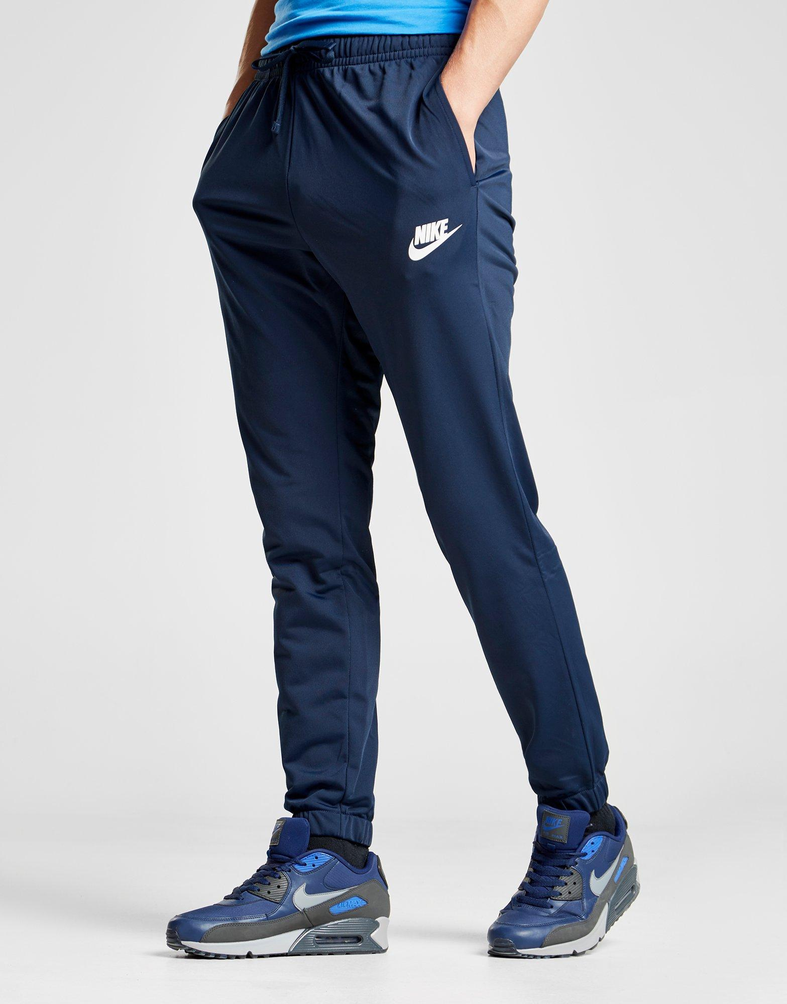 super cheap compares to choose clearance top-rated professional Nike Division Poly Track Pants in Blue for Men - Lyst