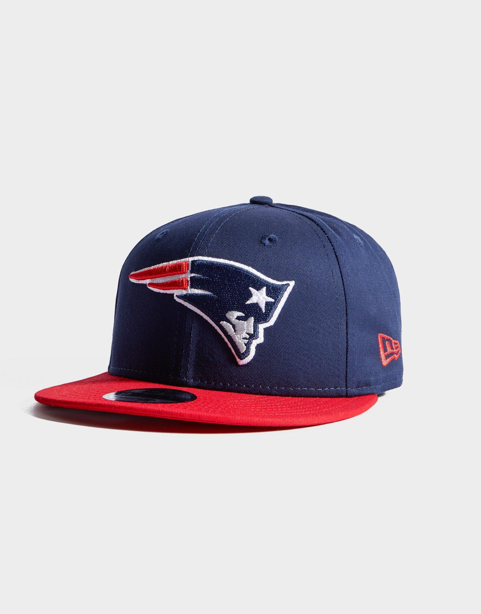 Lyst - Ktz Nfl New England Patriots 9fifty Cap in Blue 6ed93edccc9a