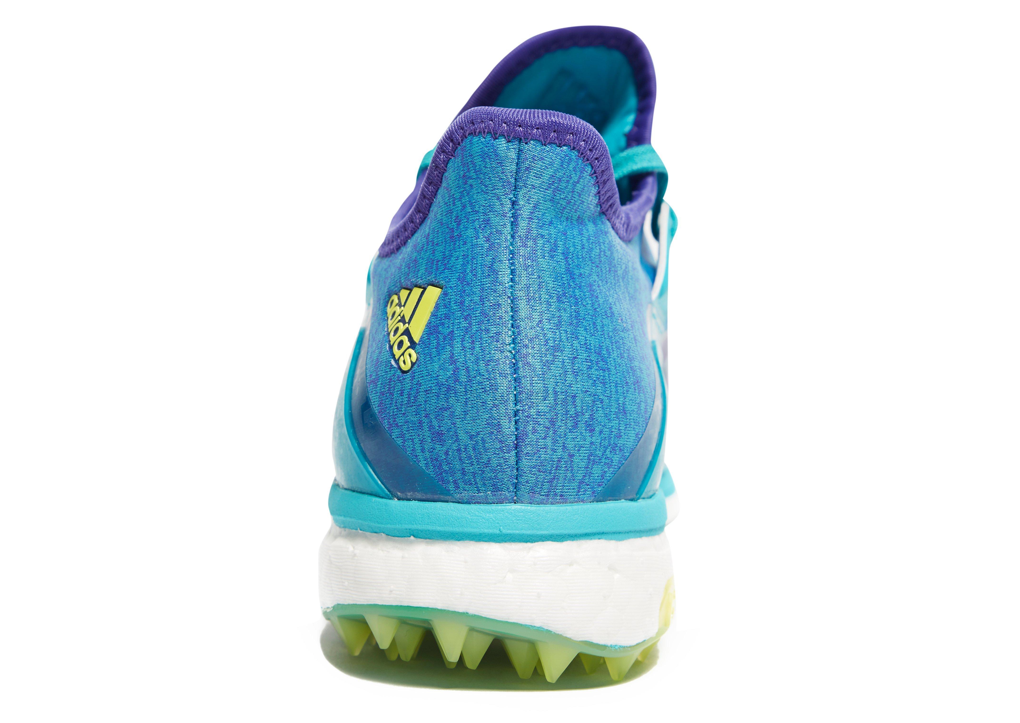 free shipping 59995 2b849 adidas Fabela X Aqua Hockey Shoes in Blue - Lyst