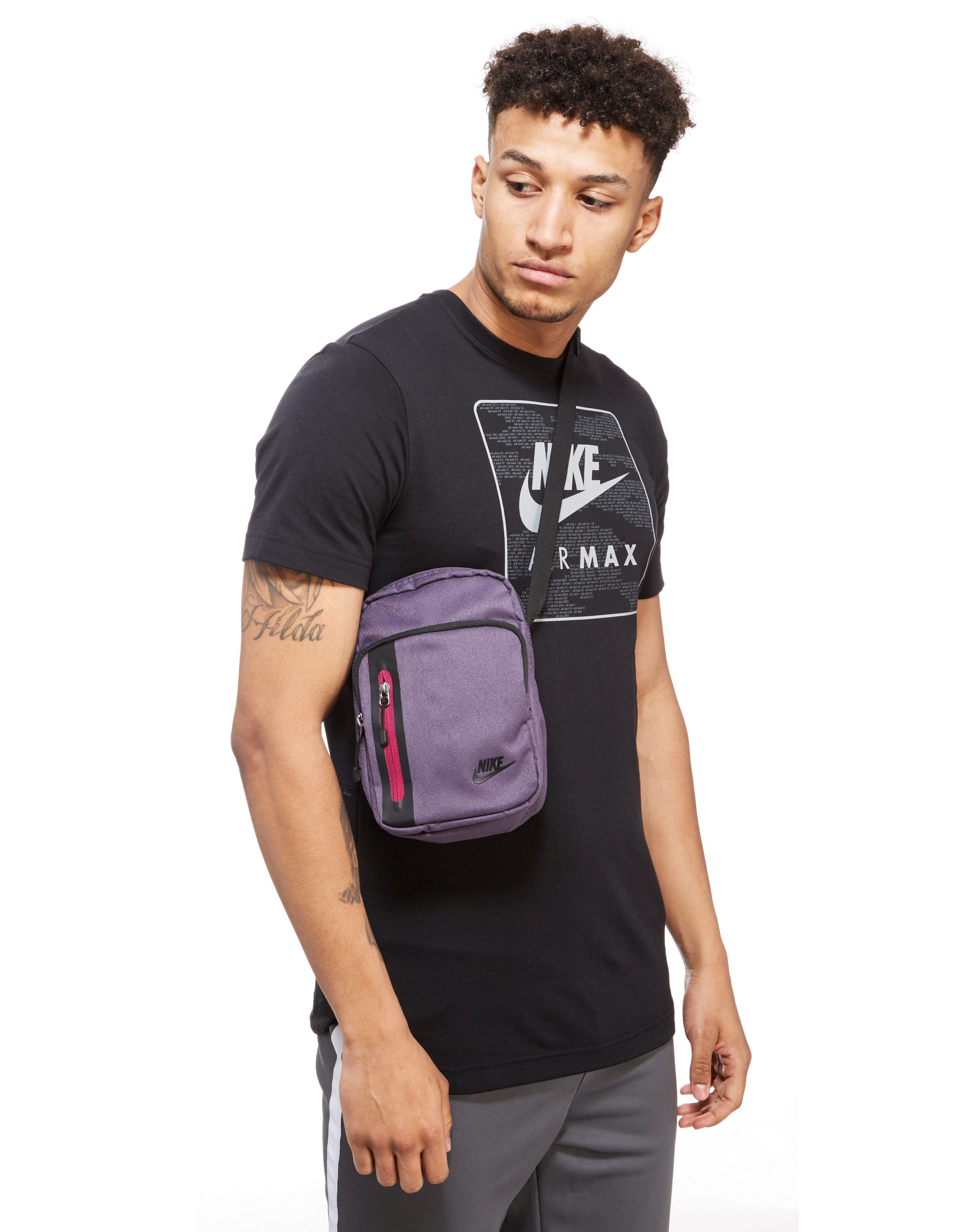 Lyst - Nike Core Small Items 3.0 Bag in Purple for Men 32ae3e833a81a