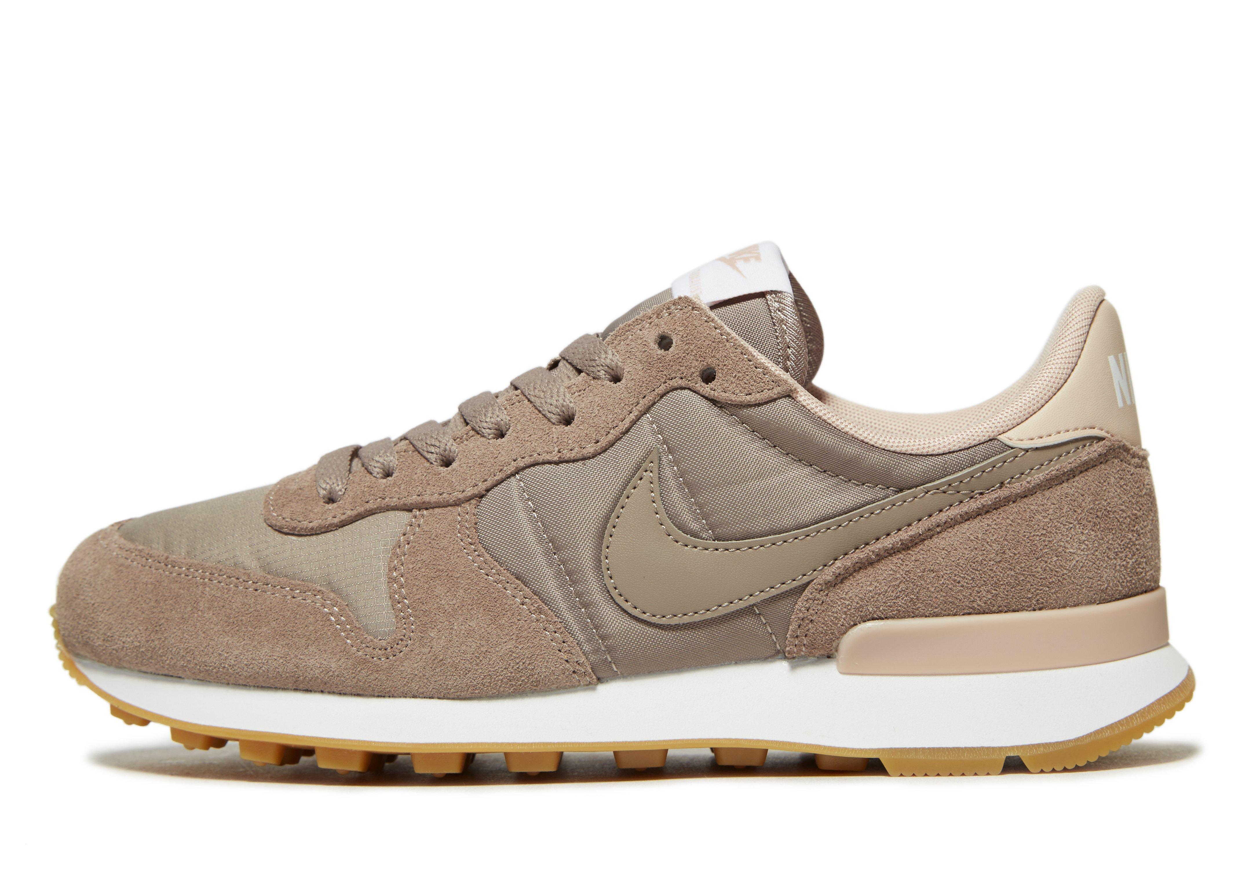 hot sale online 4516b f8ed3 Nike Internationalist in Brown - Lyst