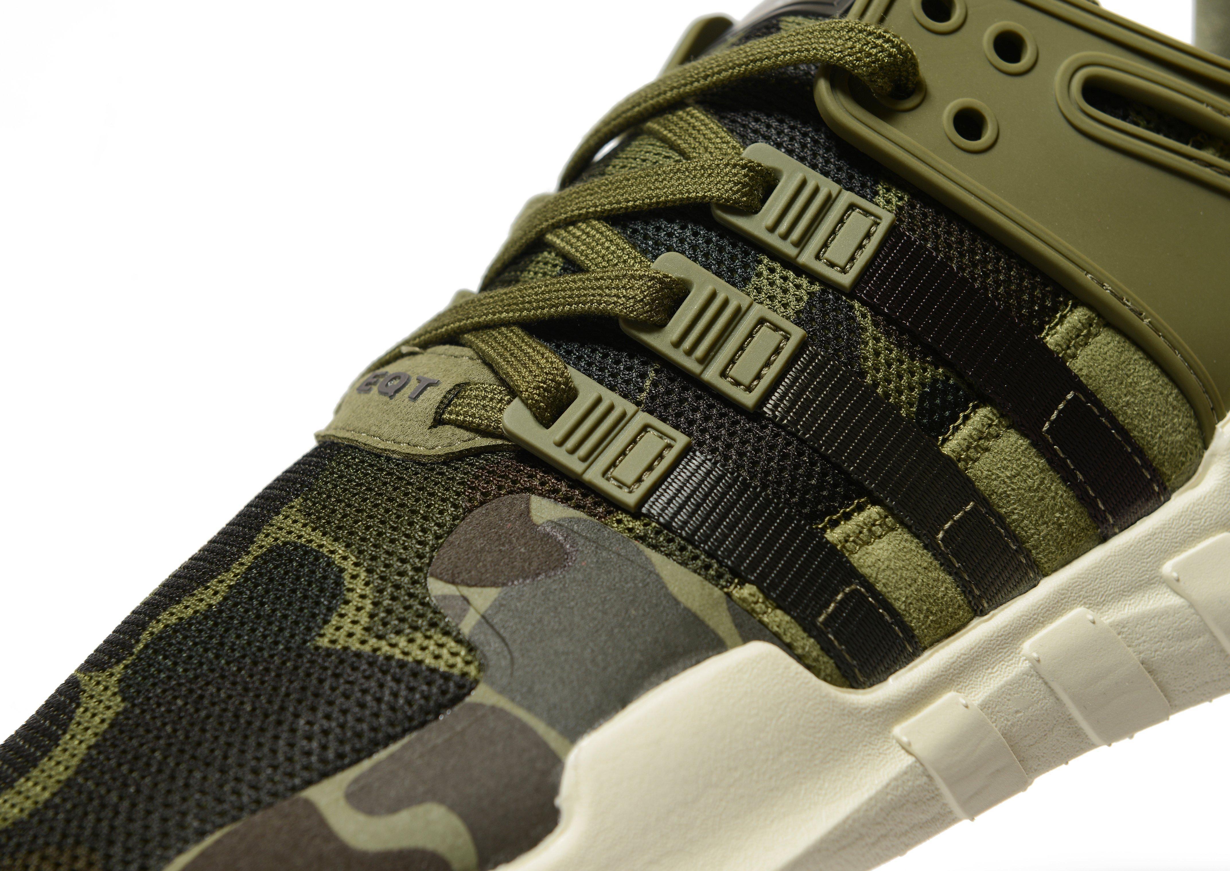 adidas eqt support adv green camo