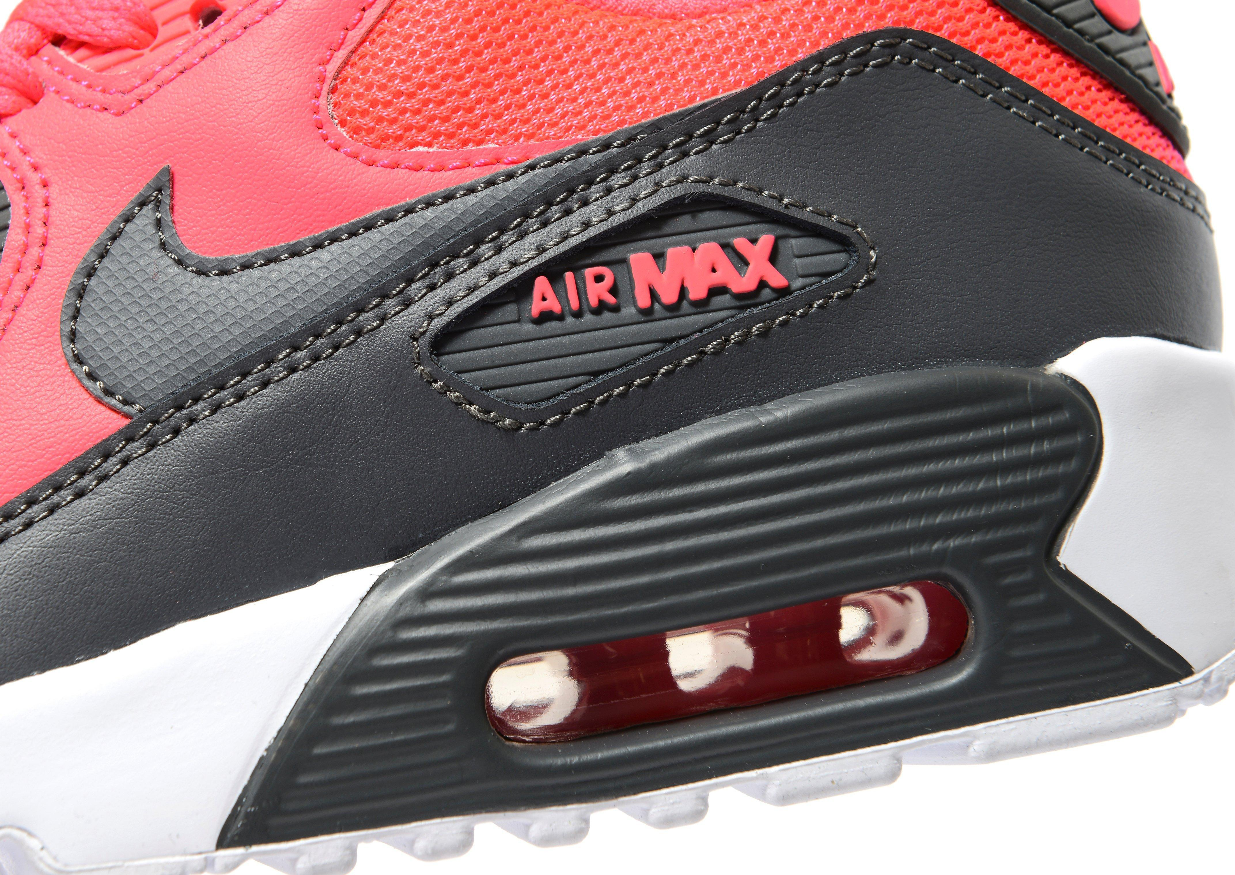 nike air max 90 junior pink
