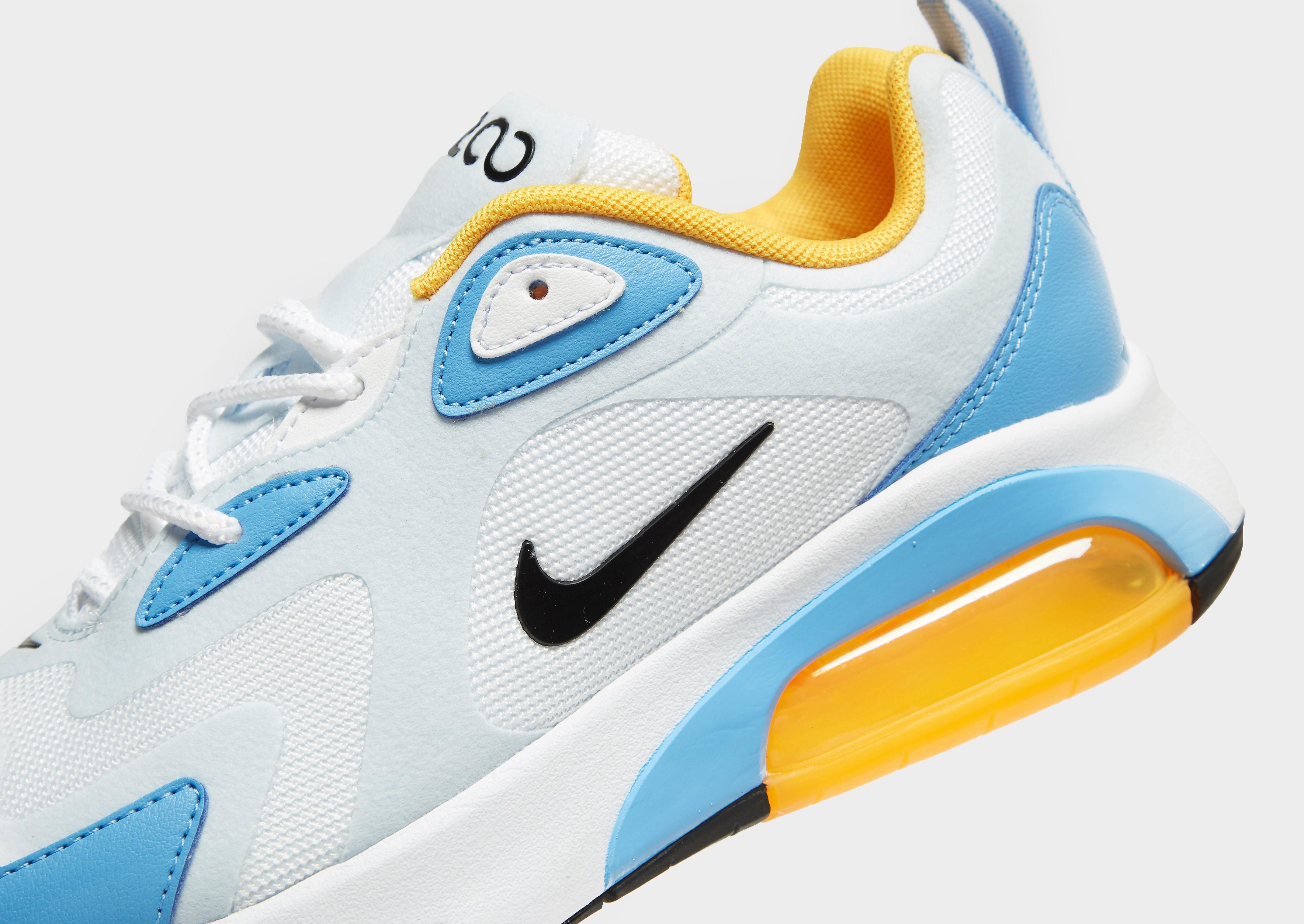 Air Max 200 para mujer Nike de color Blanco