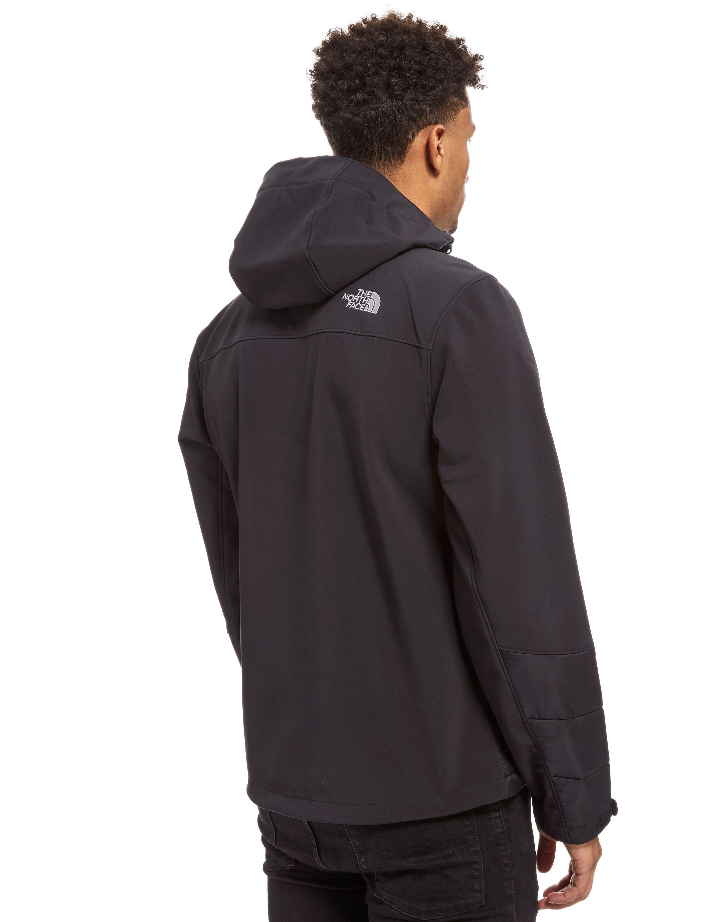 ... purchase lyst the north face tompkins hybrid jacket in black for men  b6f87 6cf40 ... ffc5348a6