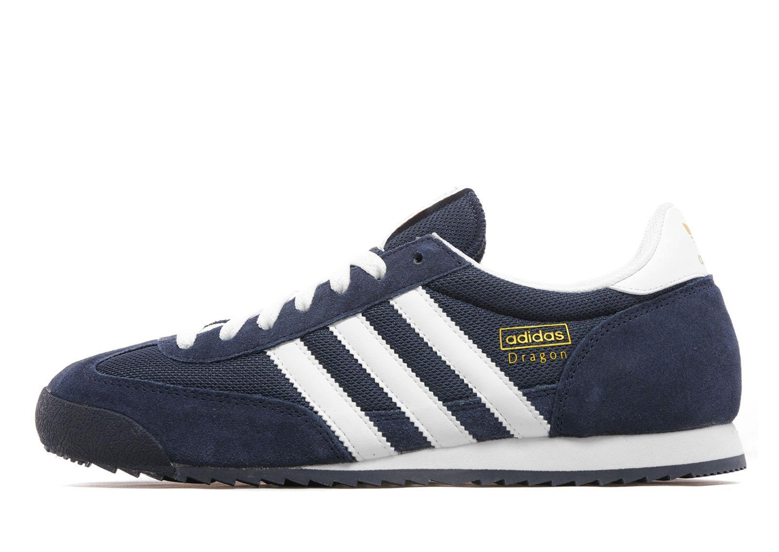 Adidas Originals Dragon In Blue For Men