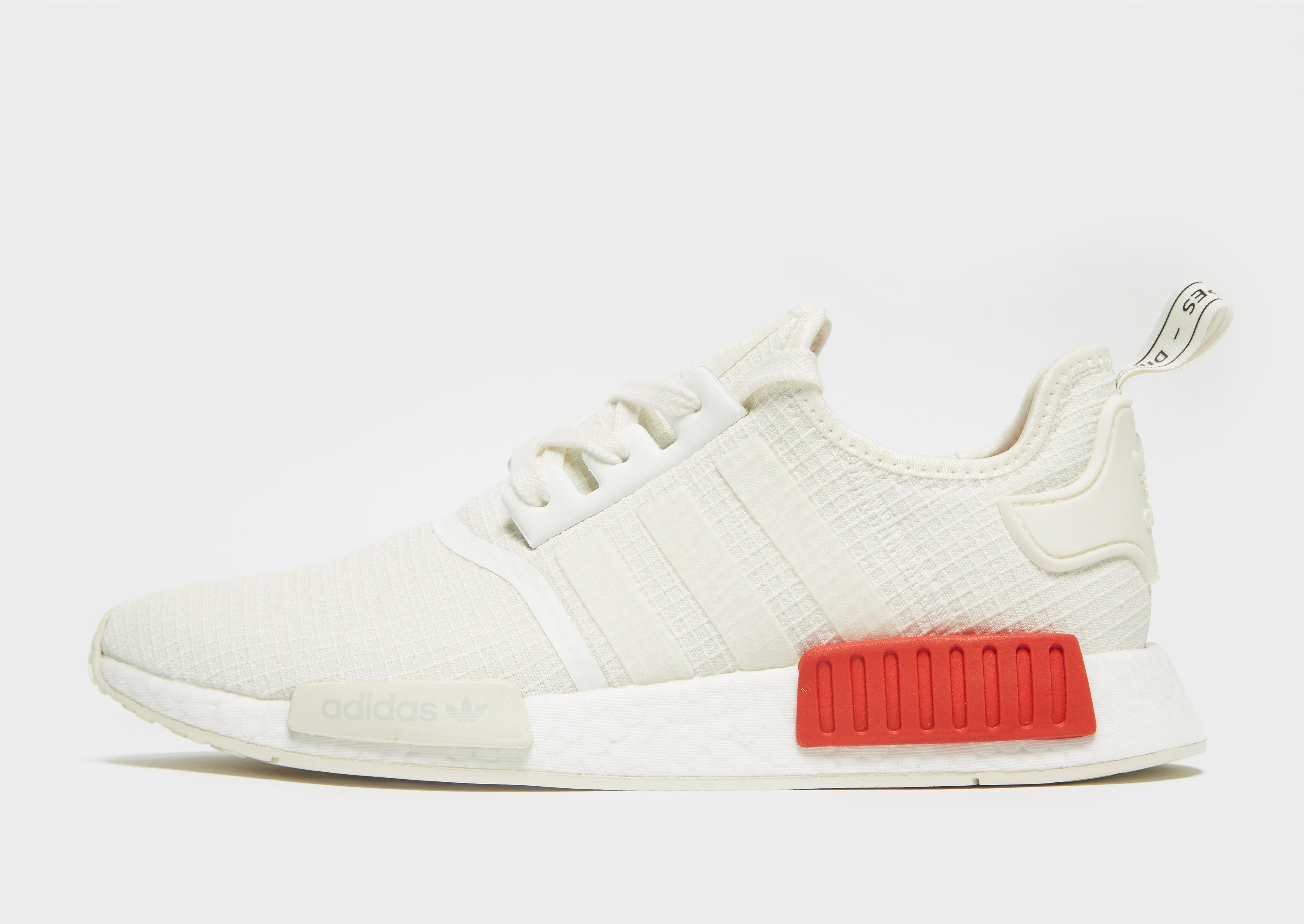 5d6c7a8e9cfa8 Adidas Originals Nmd R1 Ripstop in White for Men - Lyst
