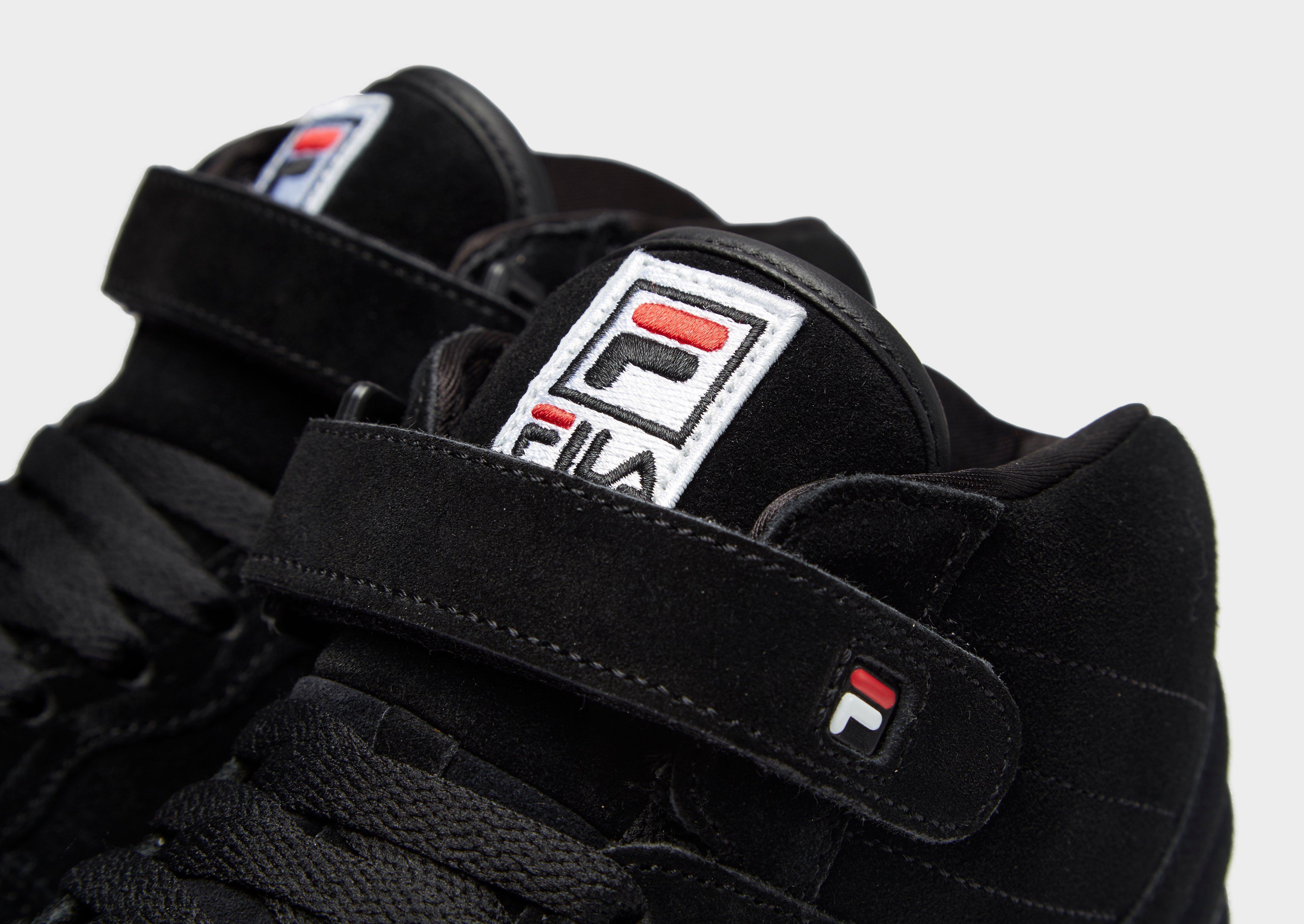 Fila Suede F13 in Black for Men