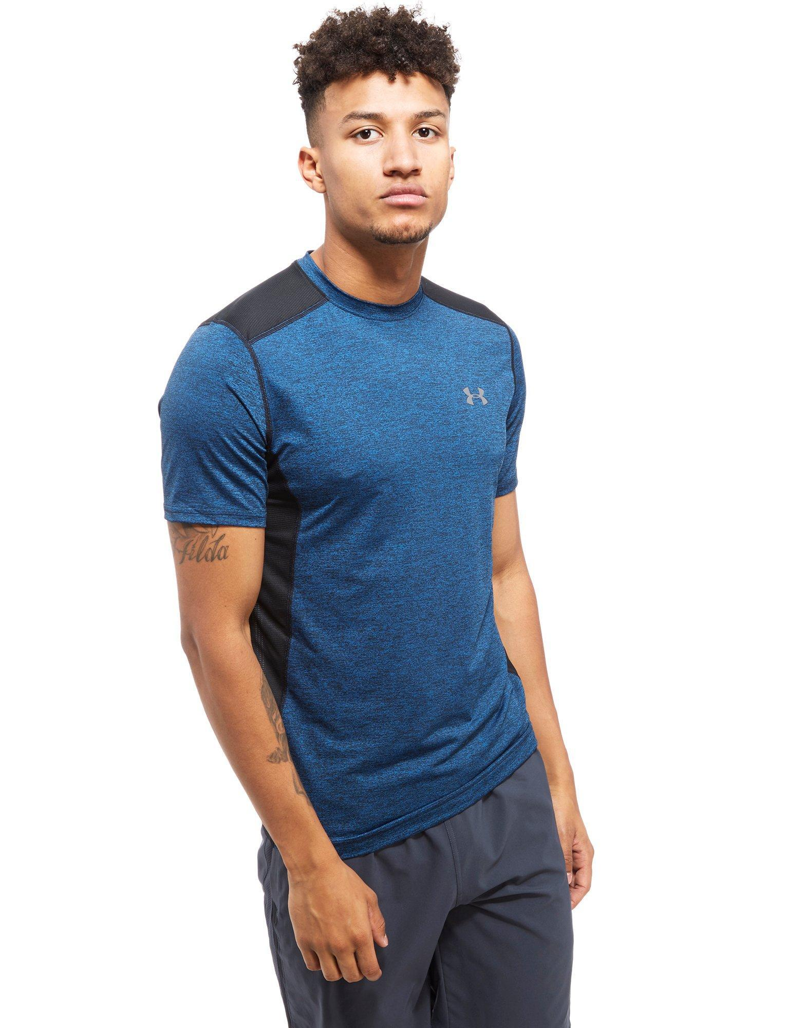 Under armour Raid T-shirt in Blue for Men