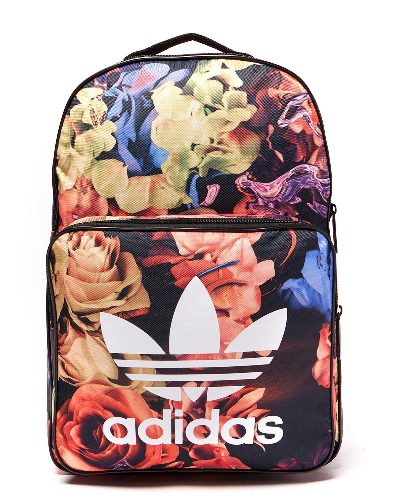 adidas Originals Rose Backpack - Lyst 9621de61c3