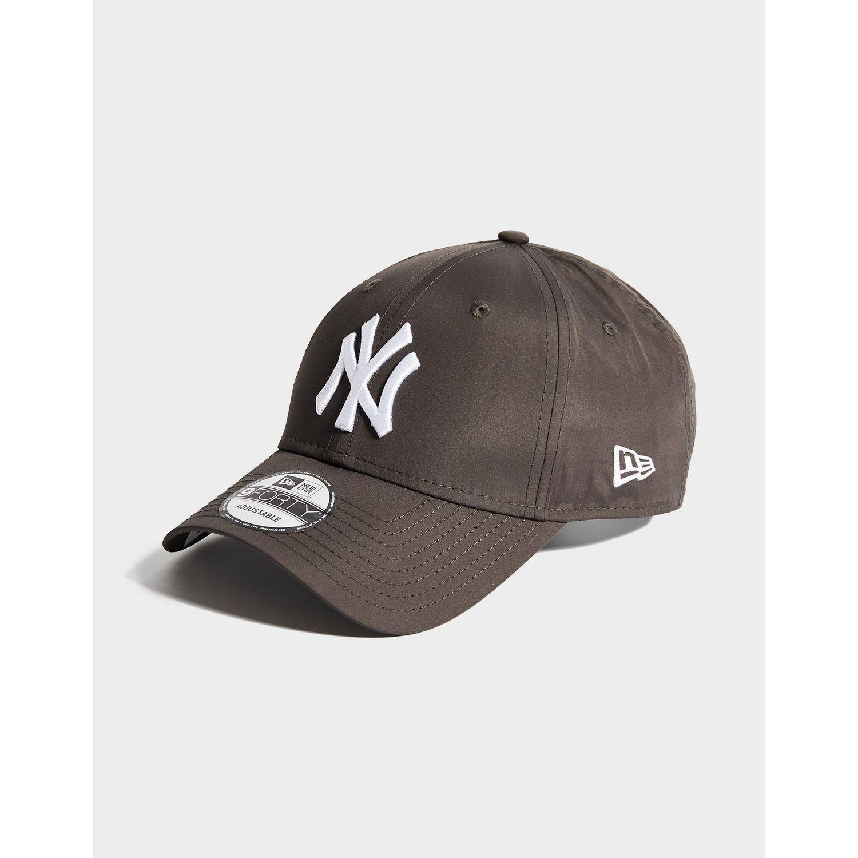 buy online e3128 4604e KTZ - Gray Mlb New York Yankees 9forty Cap for Men - Lyst. View fullscreen