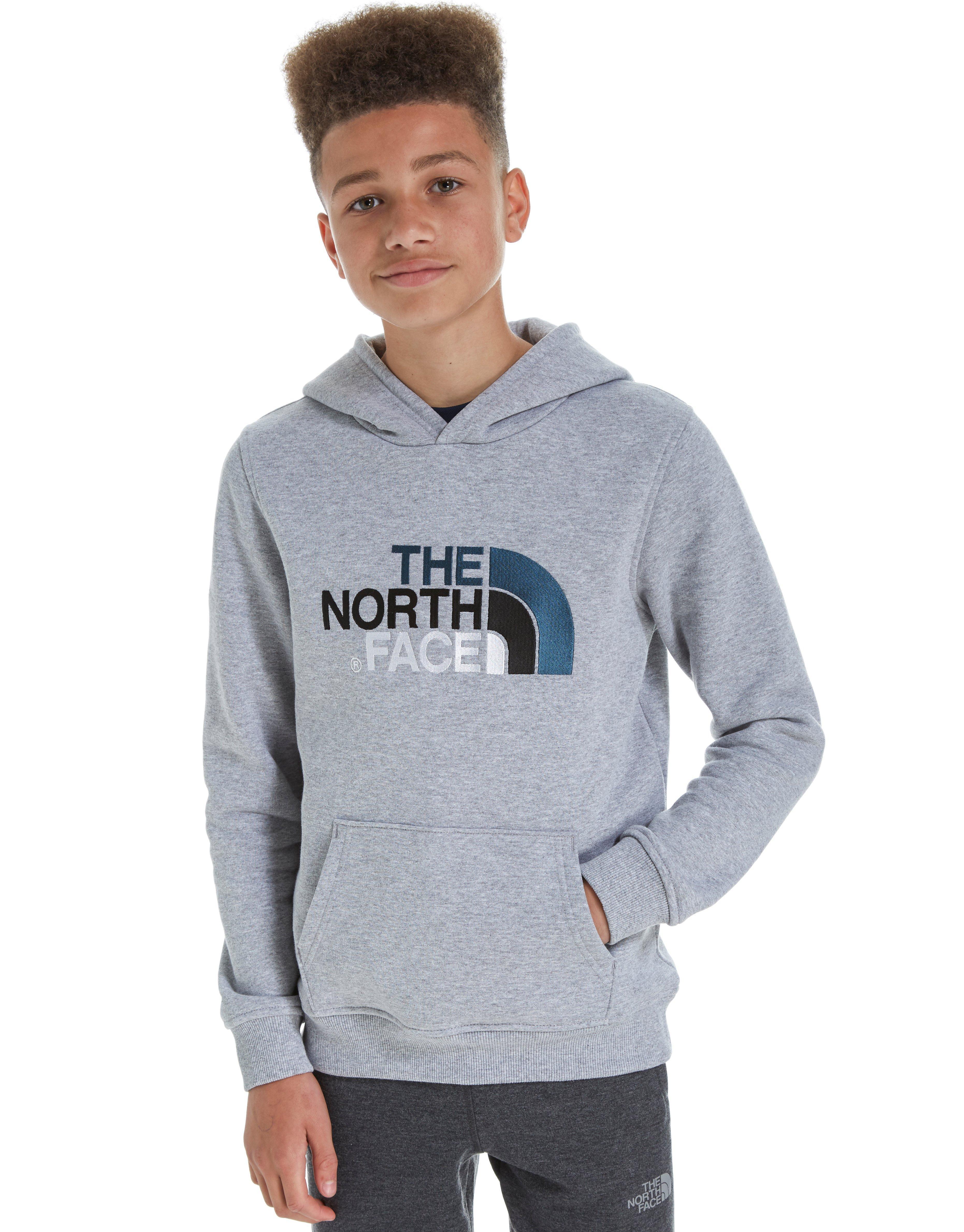 49ea4eef0 The North Face Drew Peak Hoodie Junior in Gray for Men - Lyst