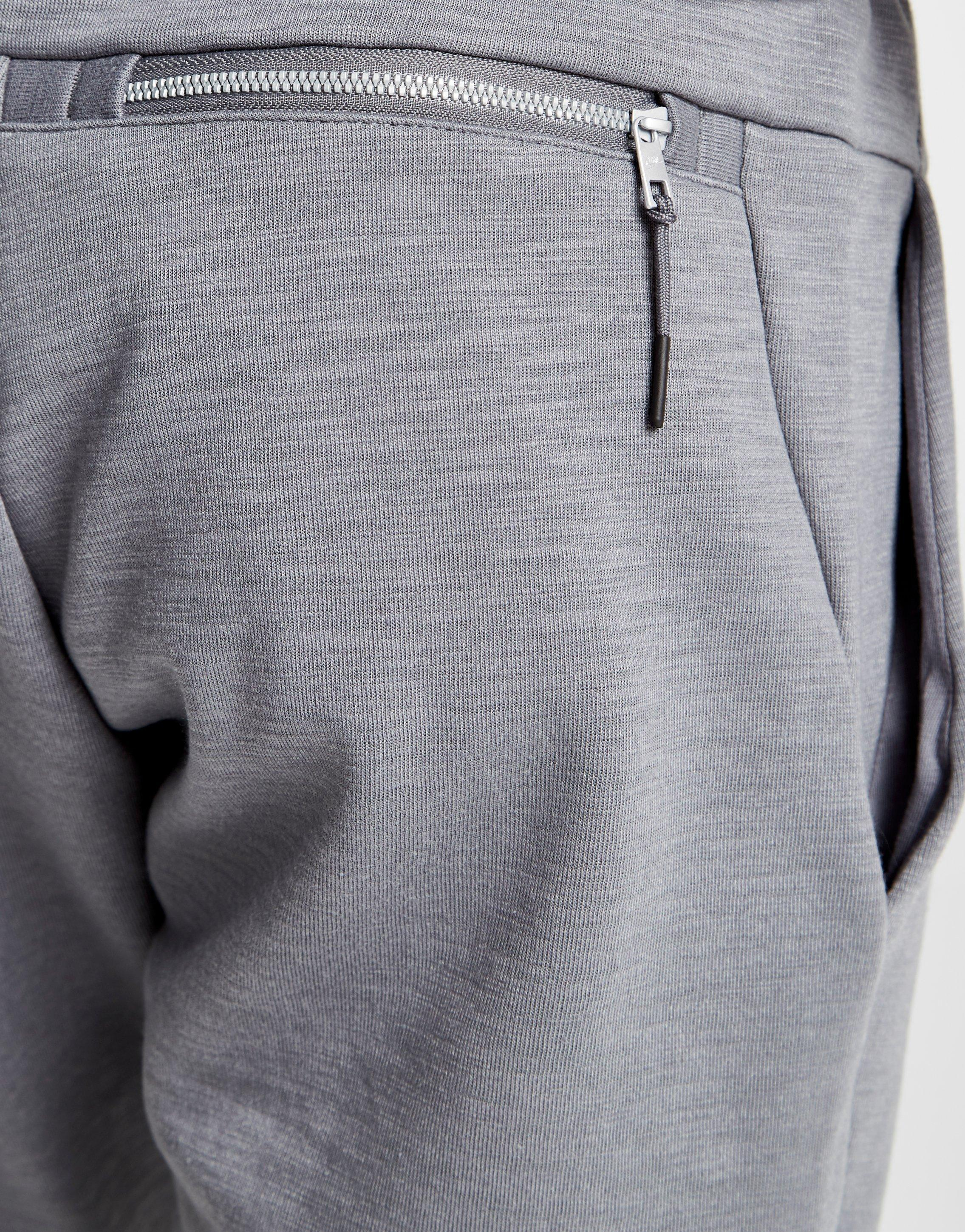 4bce95a49bab Nike Optic Fleece Pants in Gray for Men - Lyst
