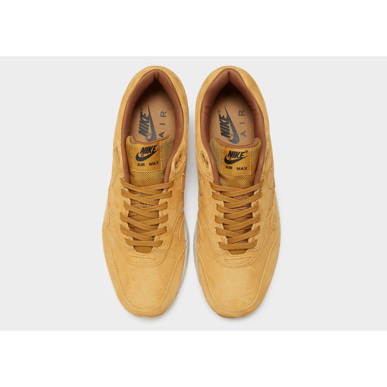 Nike Leather Air Max 1 Ltr Premium