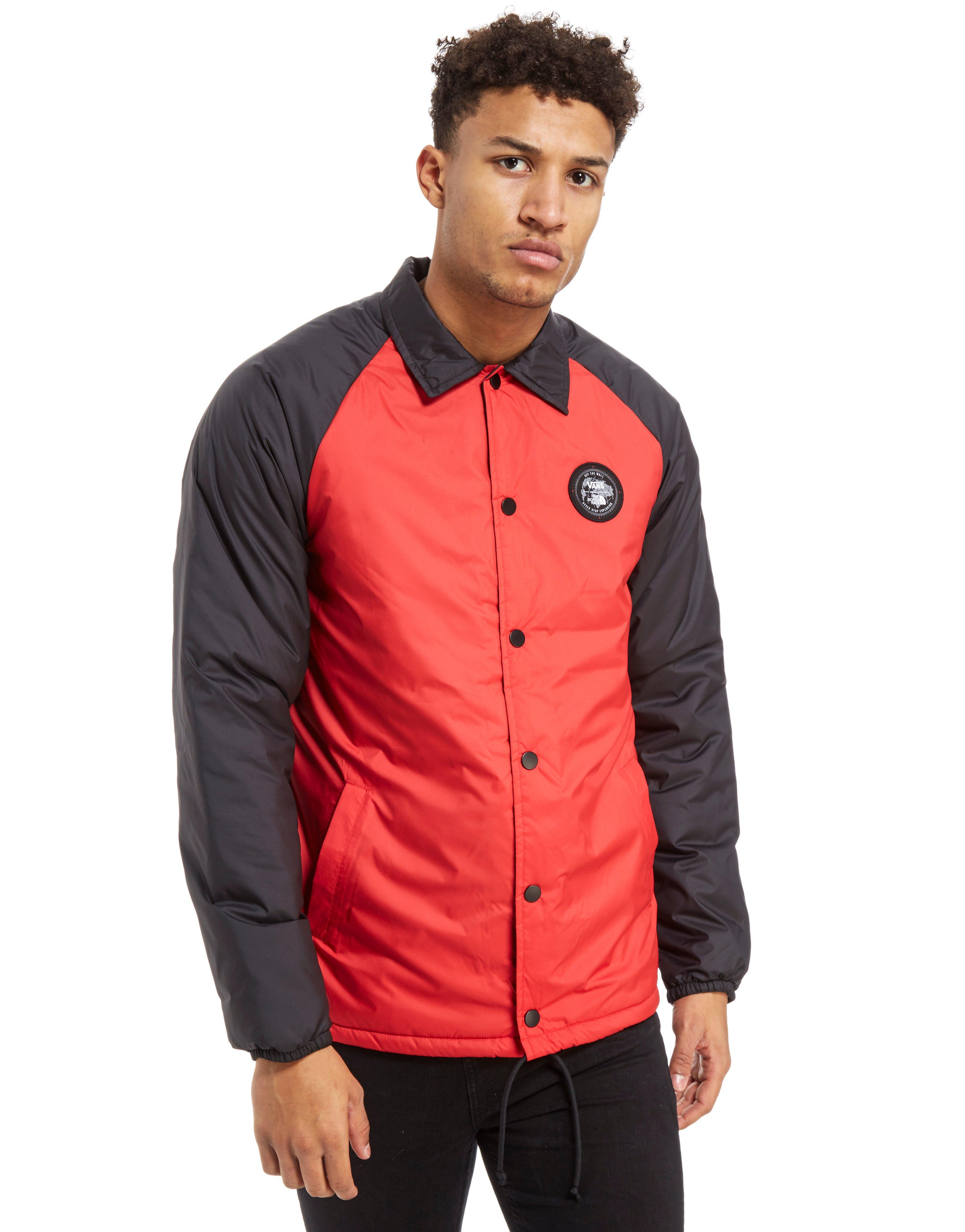 7c8b4f1ad Vans Red X The North Face Torrey Mte Jacket for men