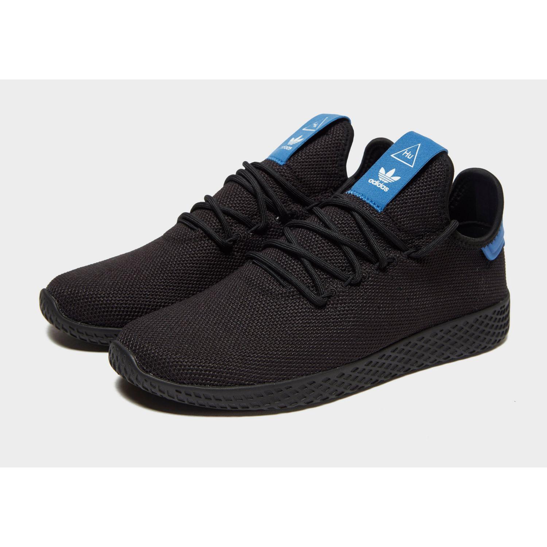 adidas pharrell williams all black