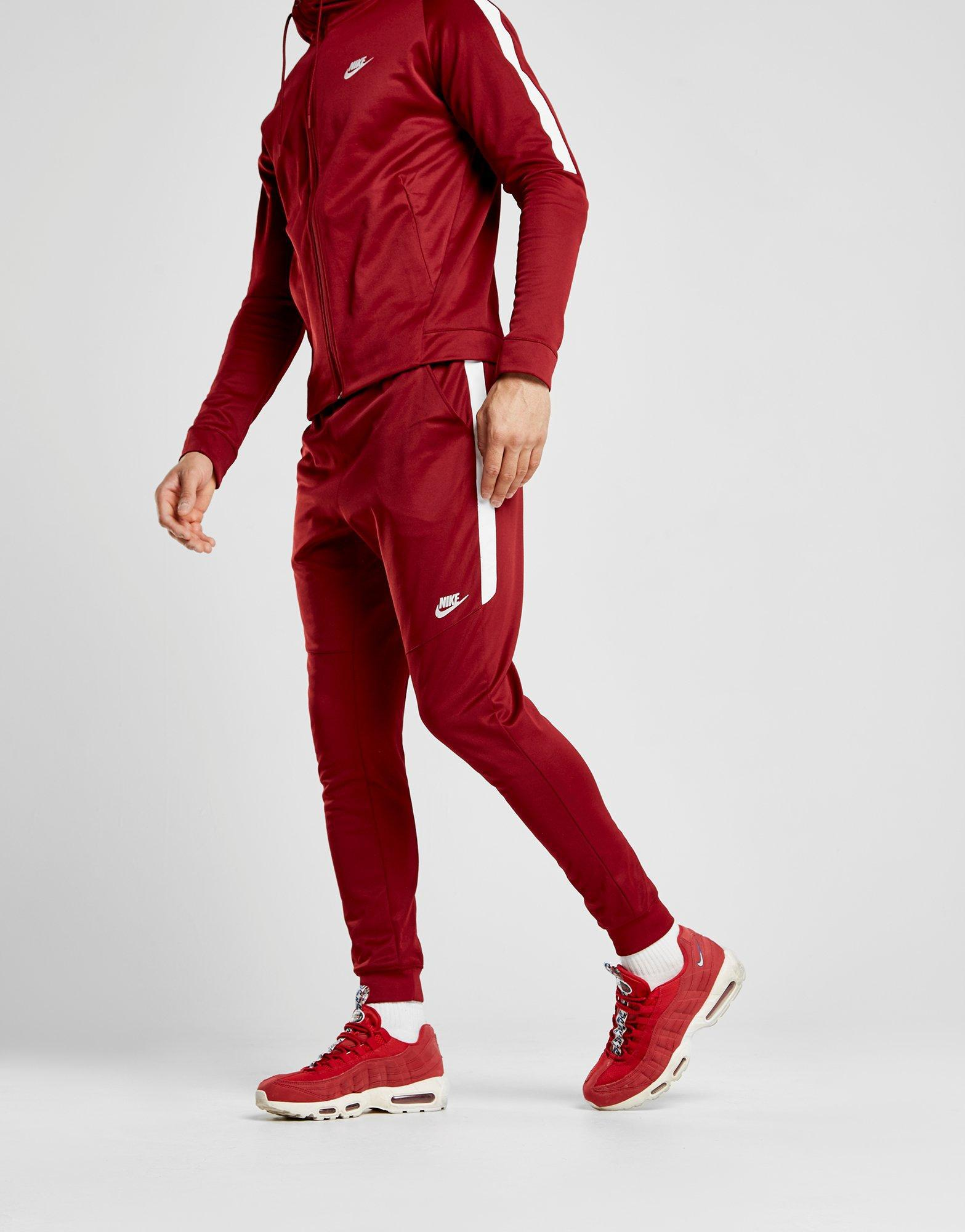 a206c28f067d Nike Tribute Dc Pants in Red for Men - Lyst