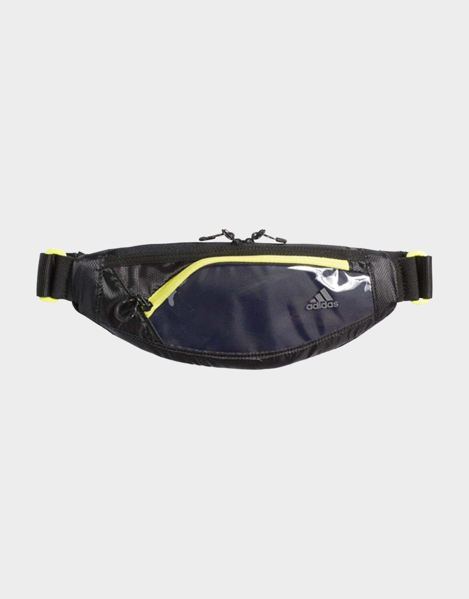 Adidas - Black Run Waist Bag for Men - Lyst. View fullscreen da36291266