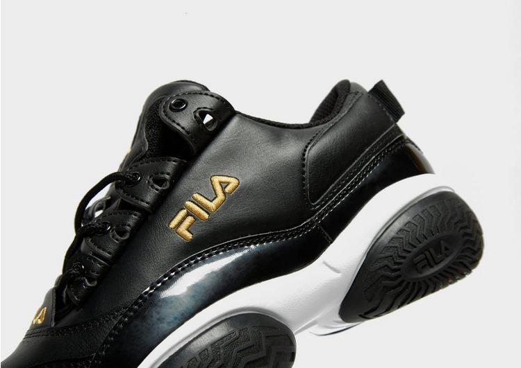Fila Leather Provenance in Black/Gold