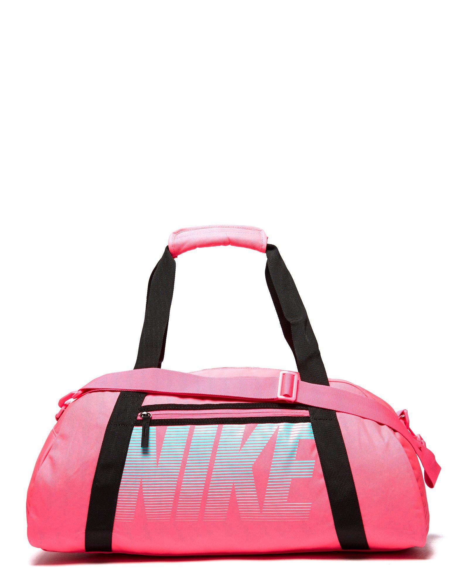 6f374bc01f00 Nike Gym Club Training Duffel Bag in Pink - Lyst