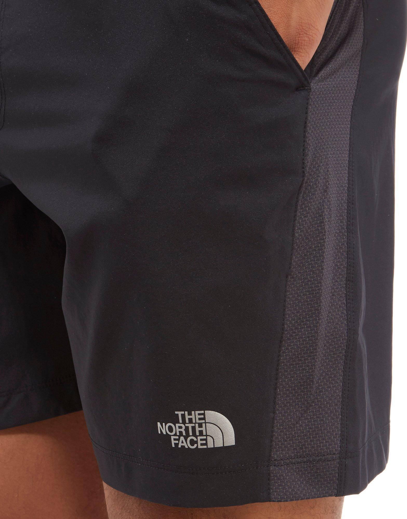 3380d8a32 The North Face Black Mountain Athletics Reactor Shorts for men