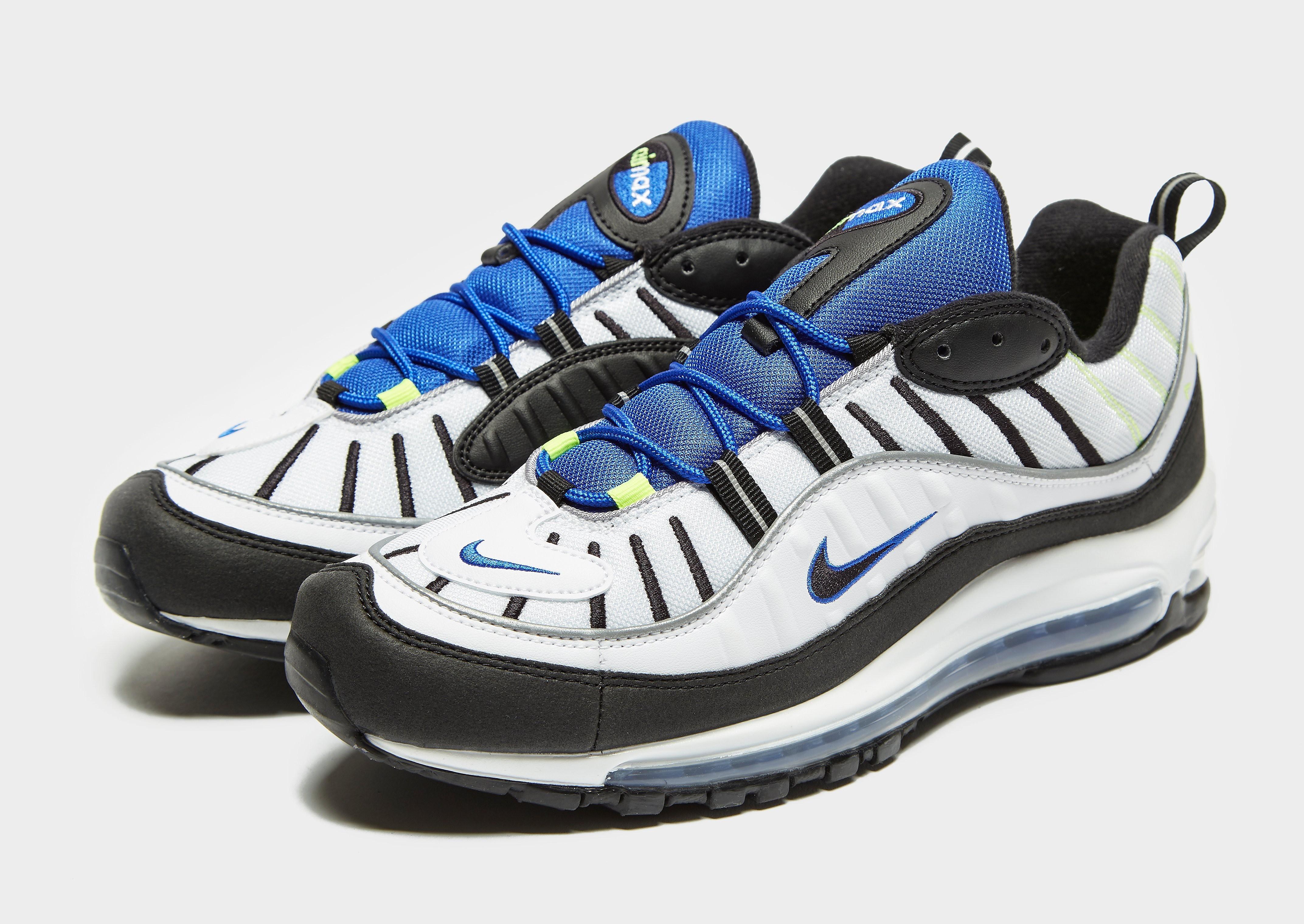 Air Max 98 SE Homme Nike pour homme en coloris Blanc - Lyst