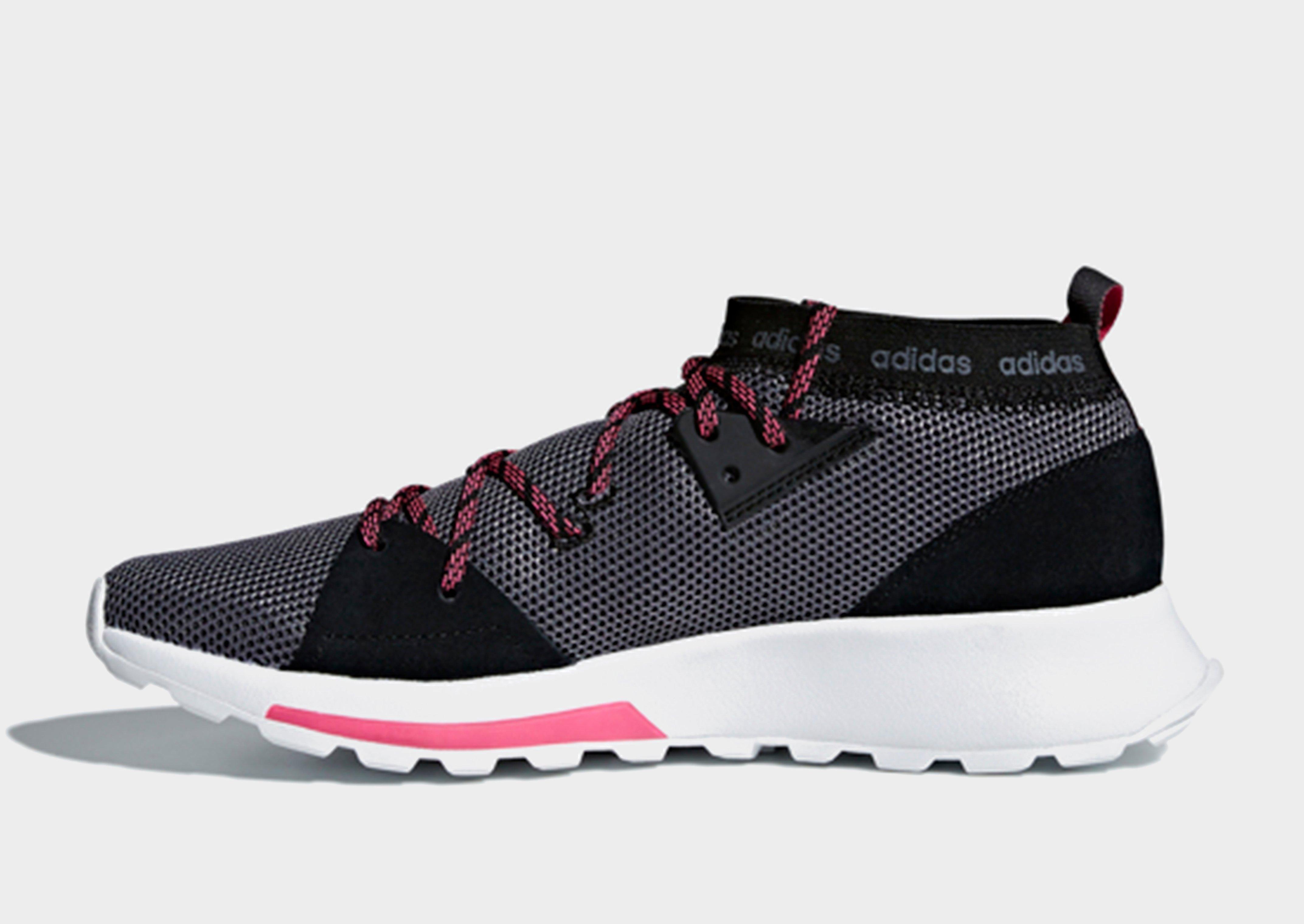 adidas Quesa Shoes in Black - Lyst