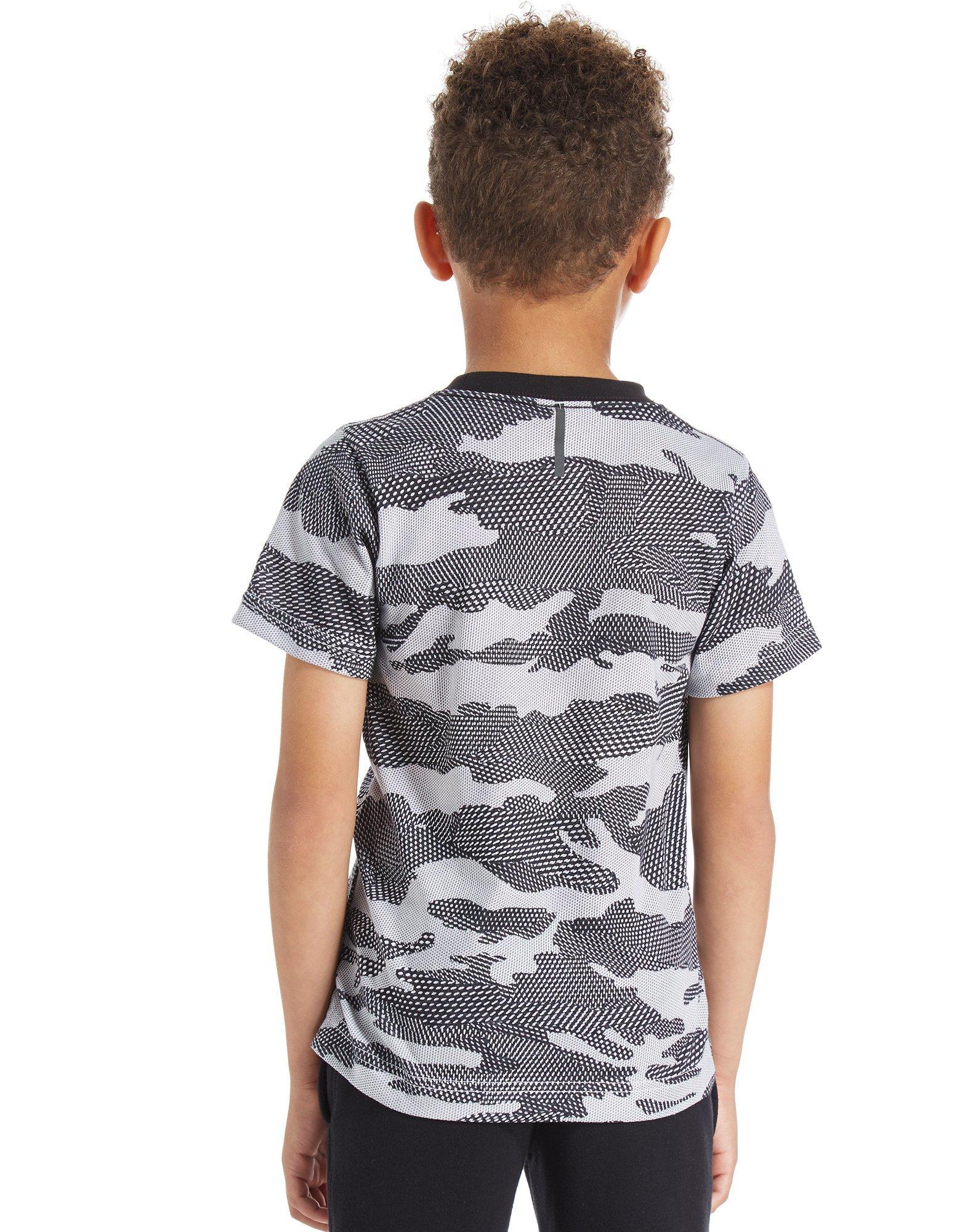 Lyst nike all over print t shirt children in black for men for All over printing t shirts