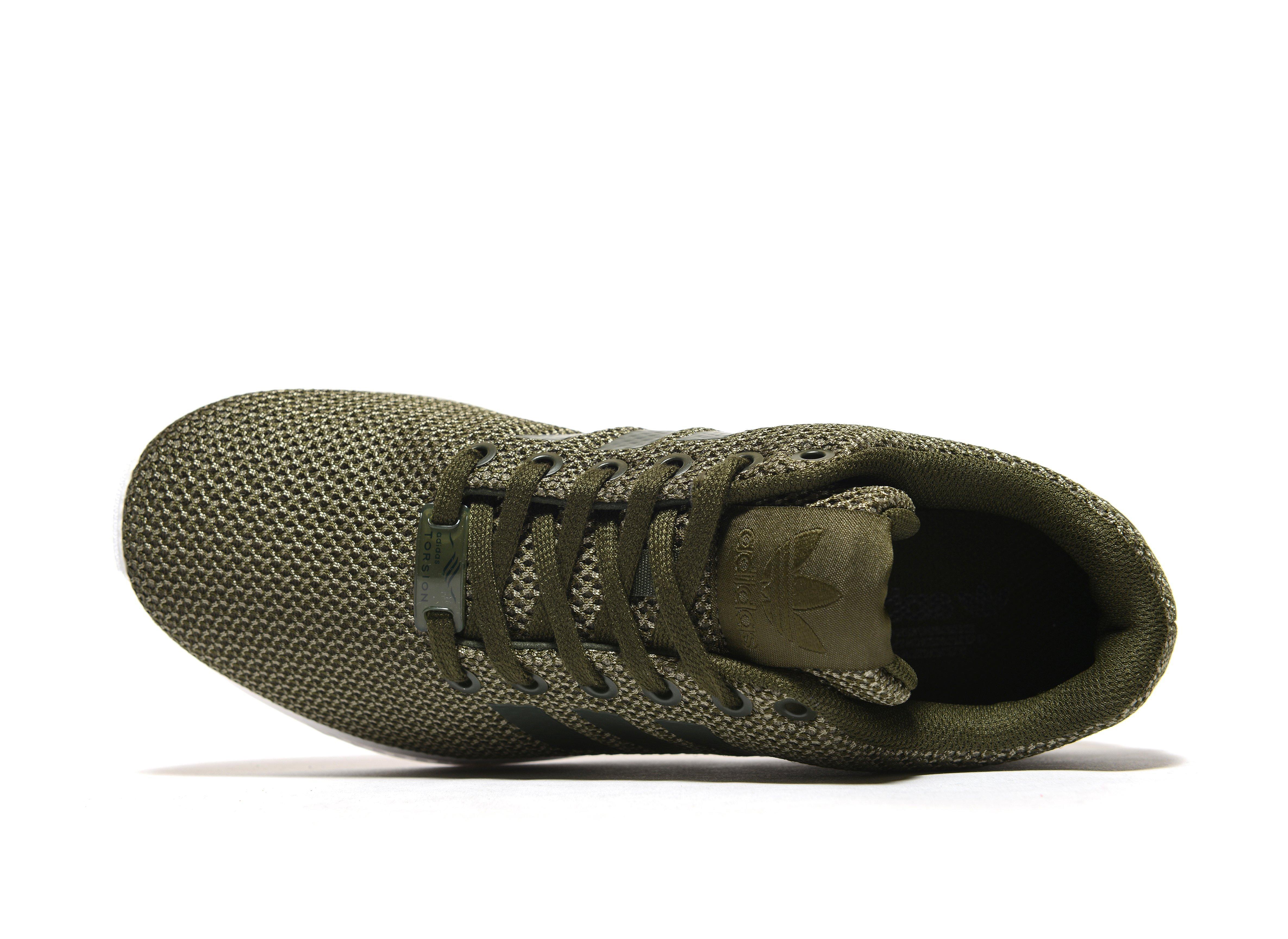 adidas Originals Synthetic Zx Flux in