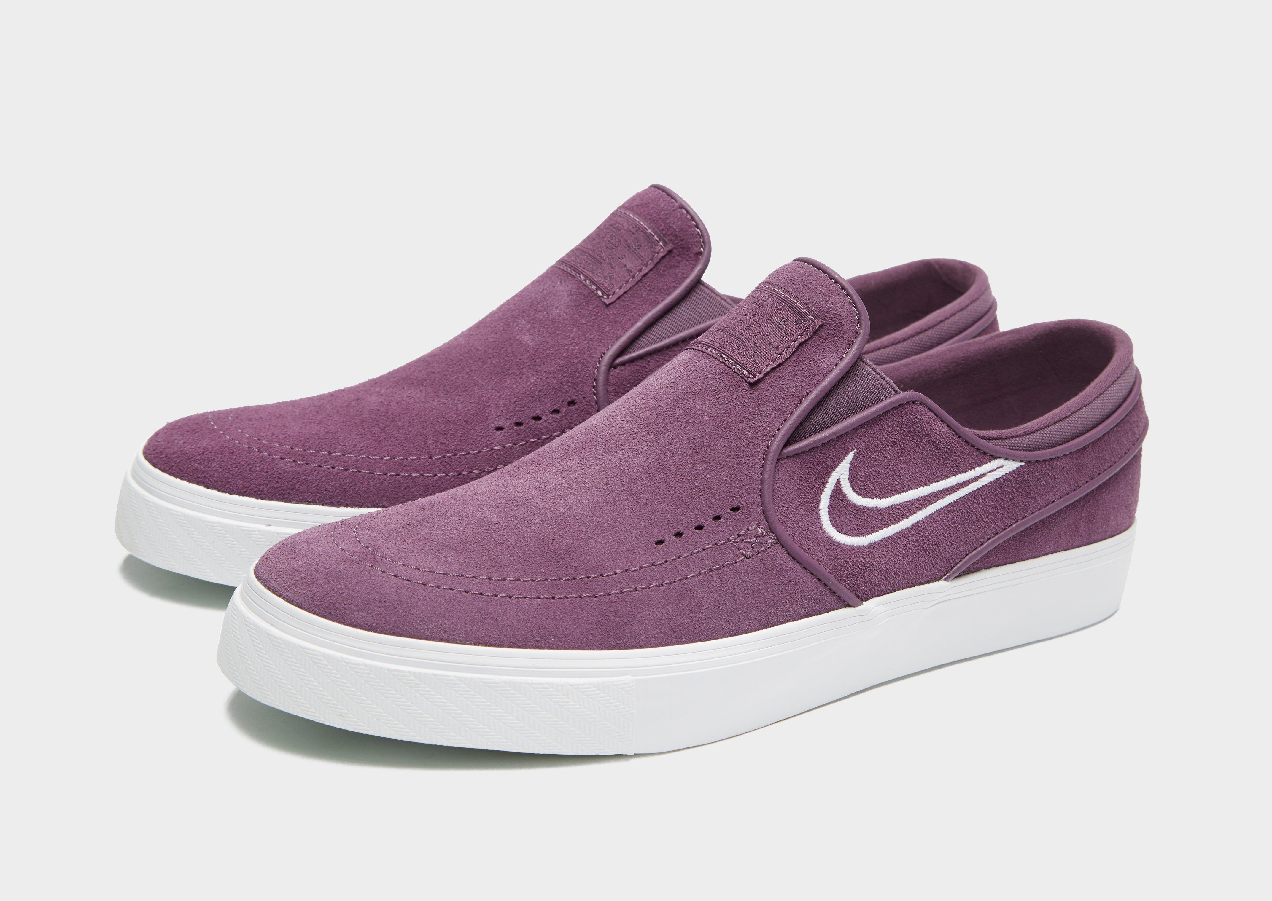 Nike Leather Stefan Janoski Slip-on in