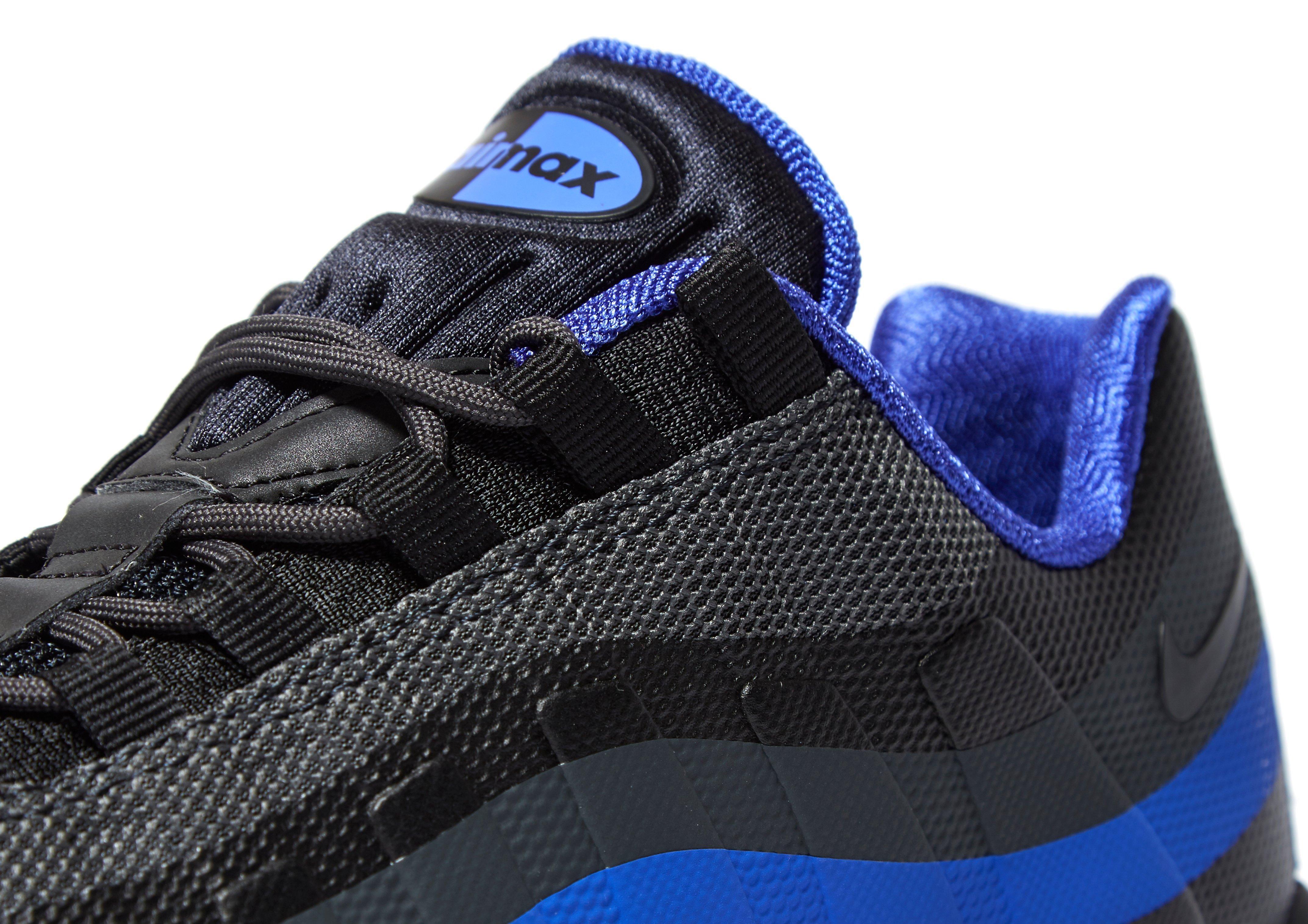 nike air max 95 ultra essential blue